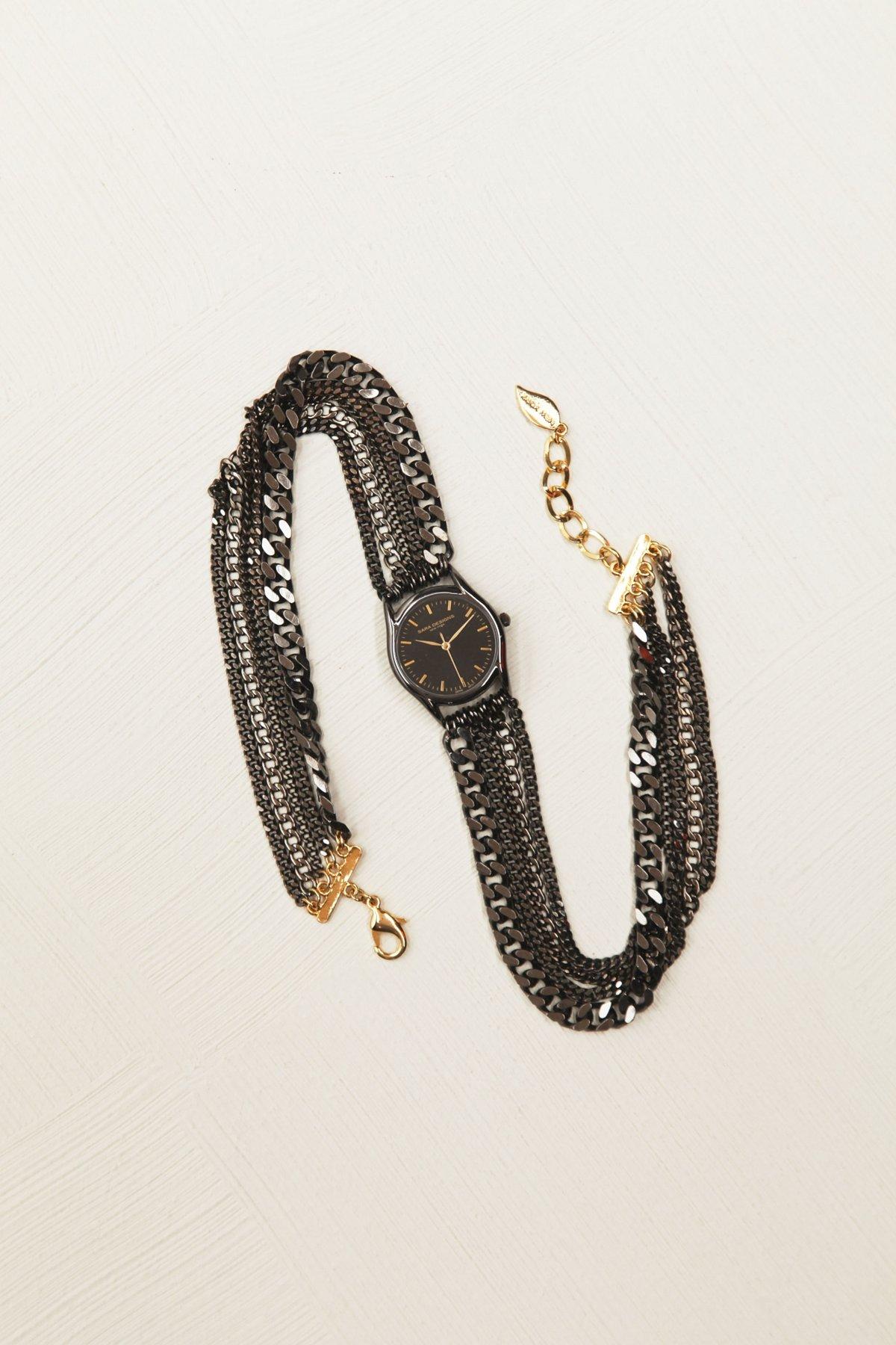 Tarnished Chain Watch