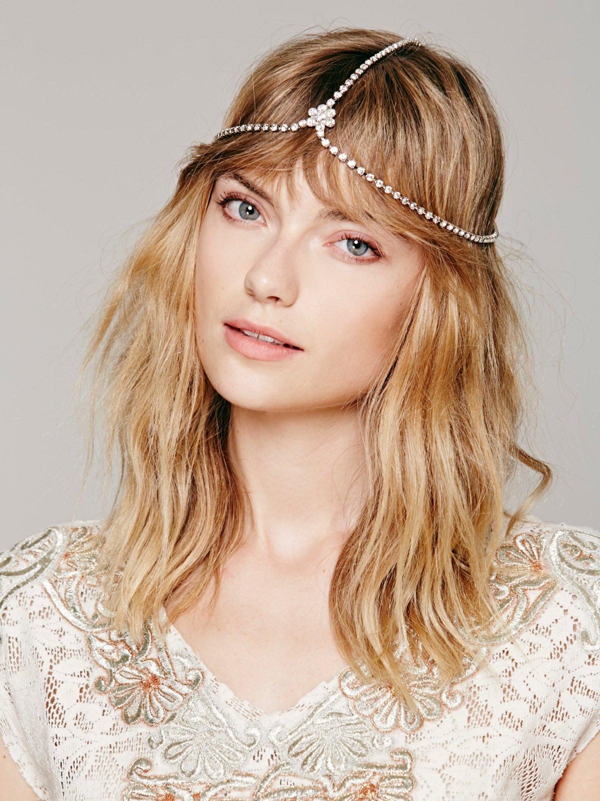 Daisy Daidem Headpiece