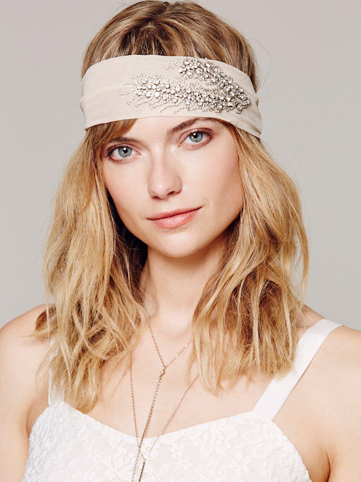 Mesh Design Headband