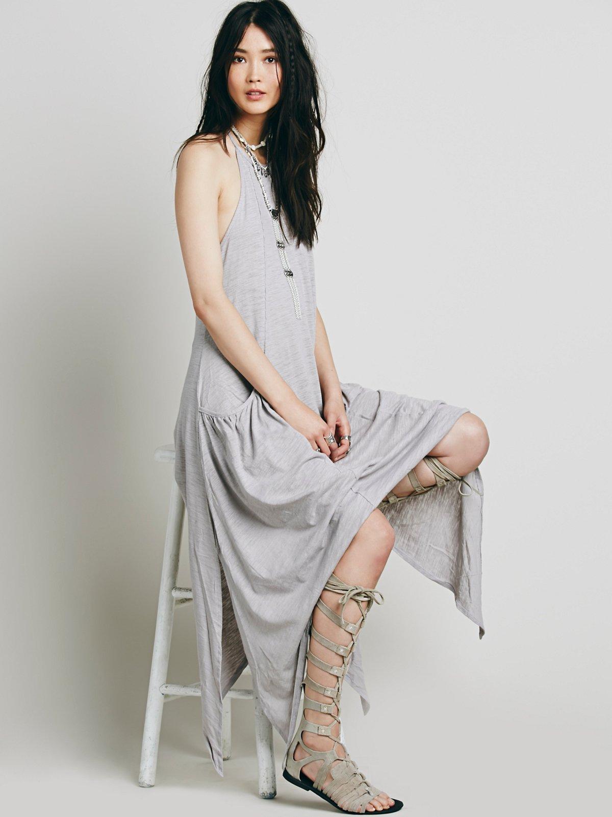 Softly Softly围裙式连衣裙