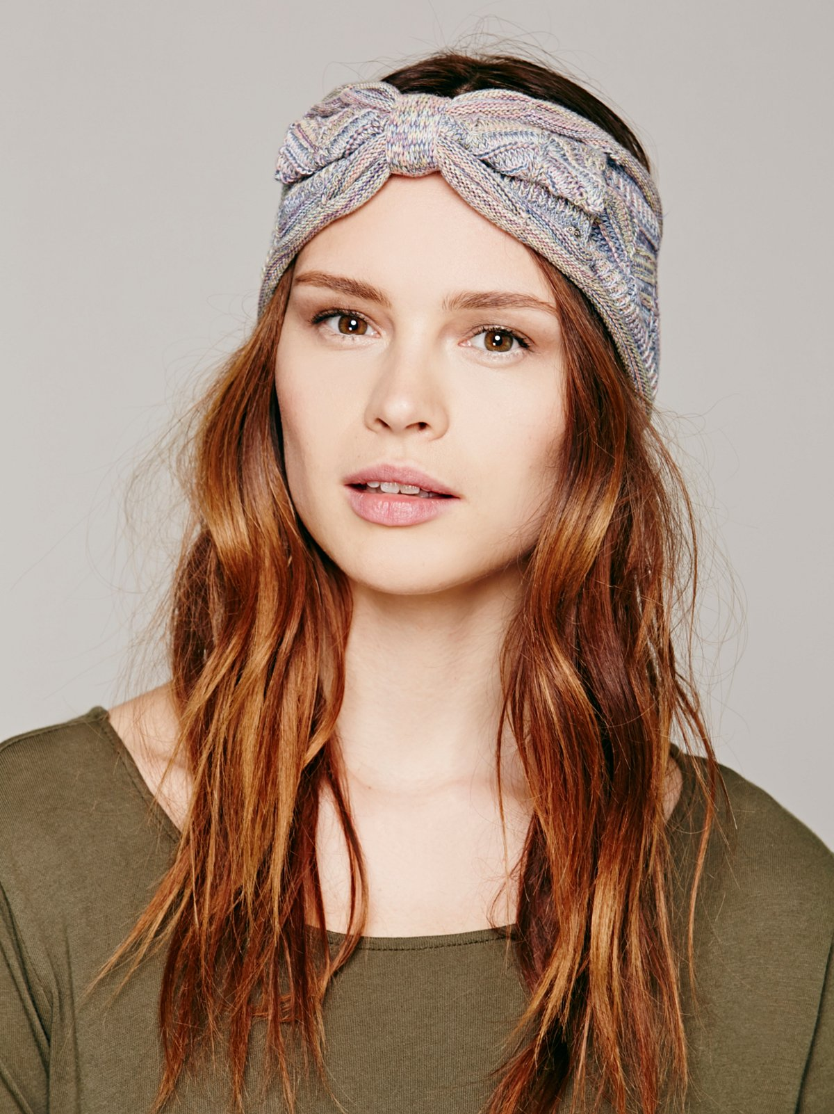 Ribbon Band Turban