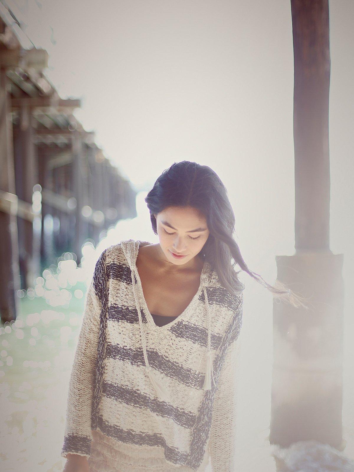 Cali Love Hoodie Sweater
