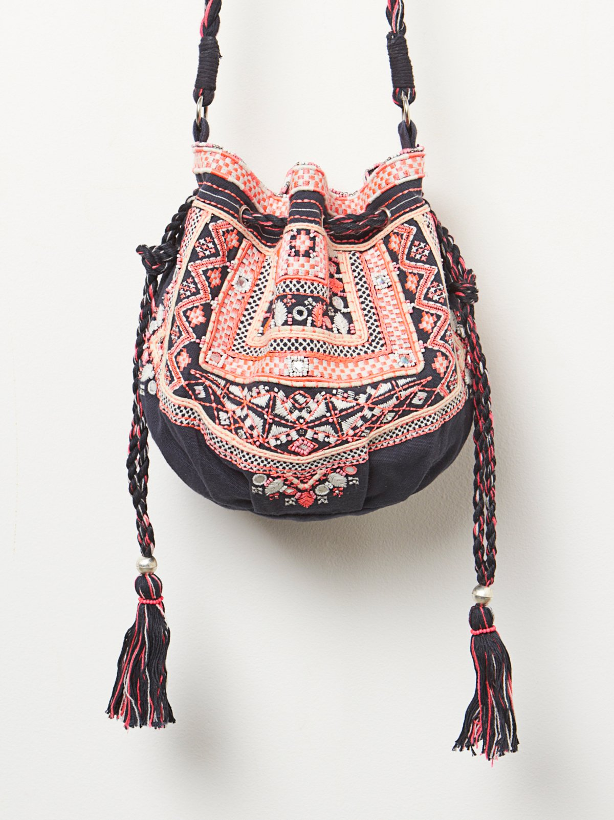 Myla Embroidered Crossbody