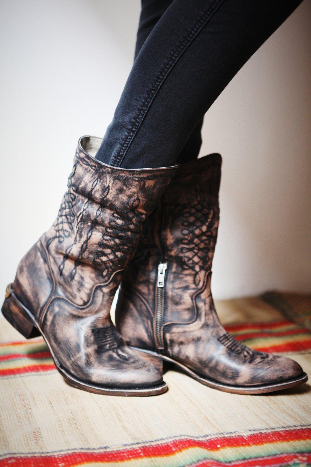 Silverado Mid Boot