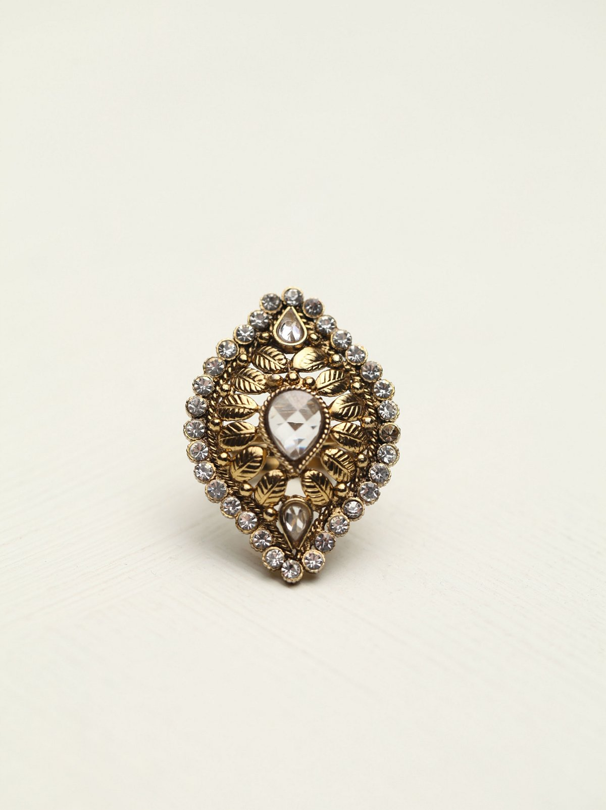 Henna Statement Ring