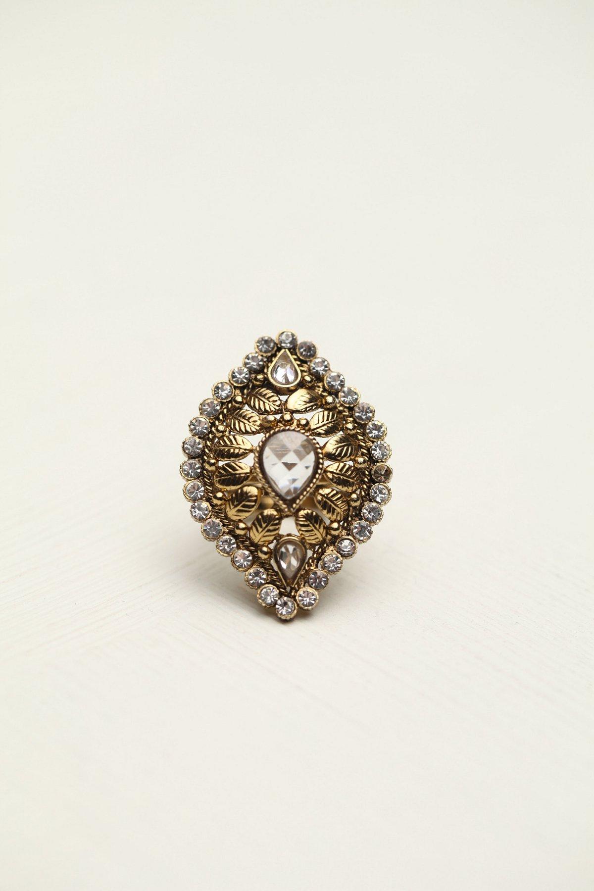 Henna Statement Ring