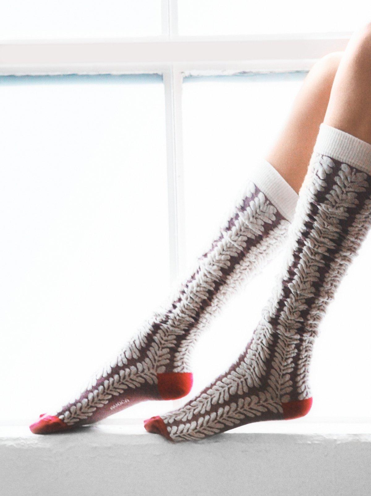 Miso Tall Sock