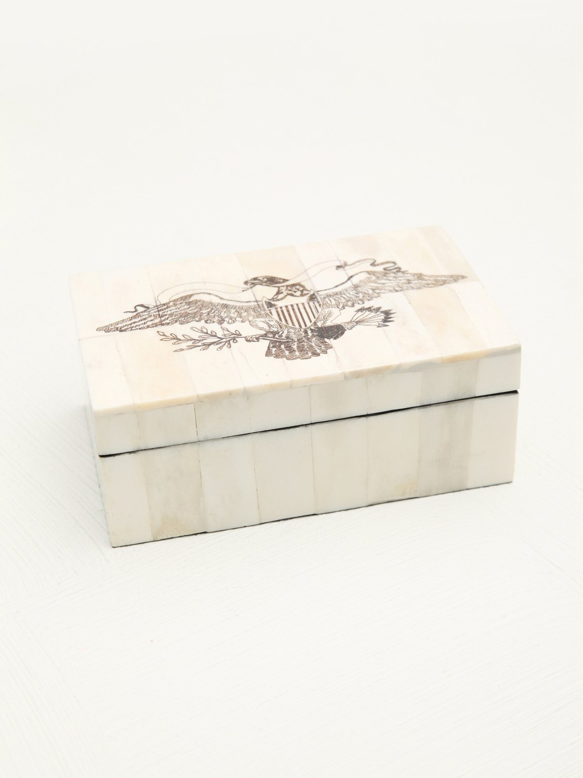 American Eagle Jewelry Box
