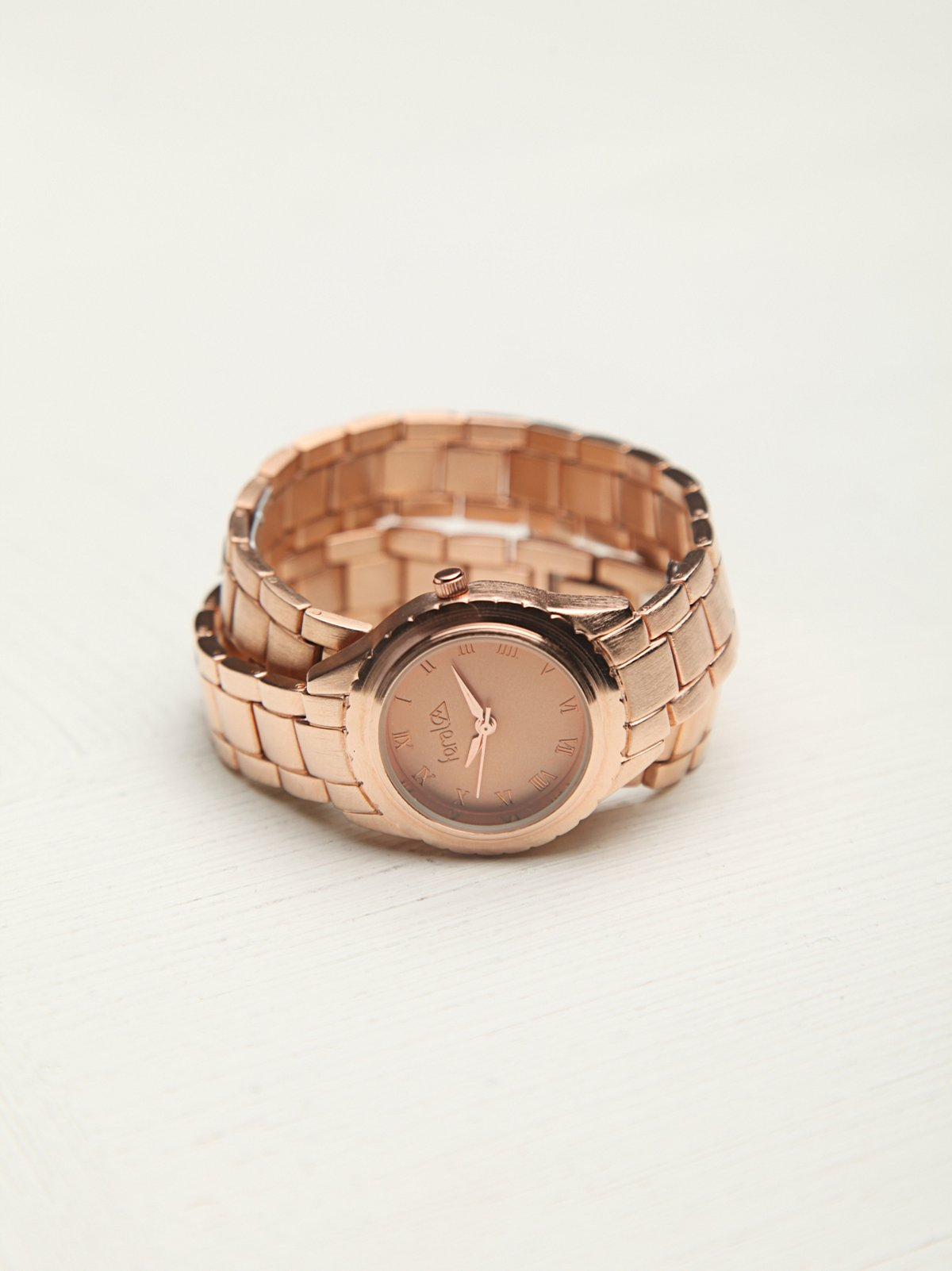 Midas Wrap Metal Watch