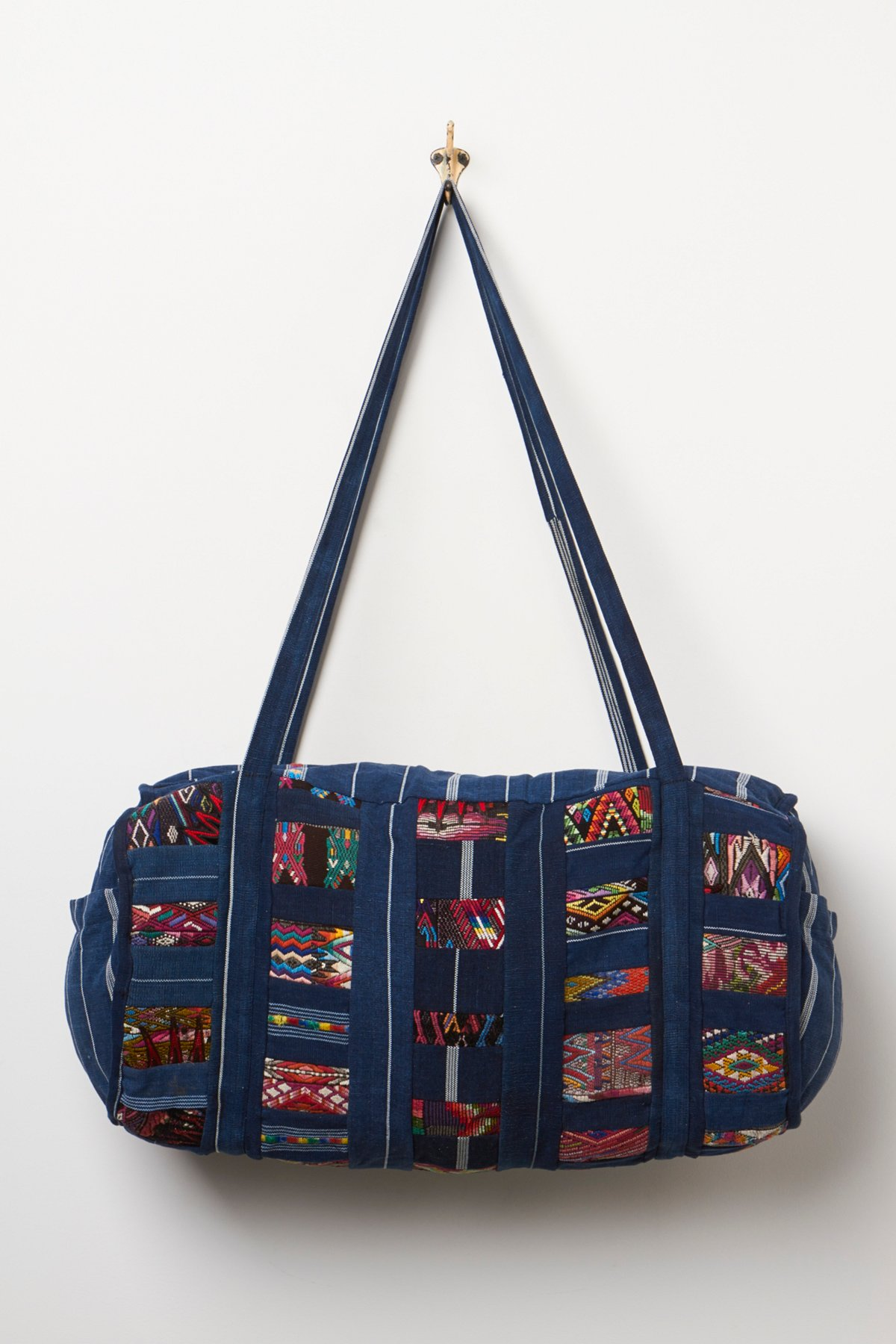 Patchwork Duffle