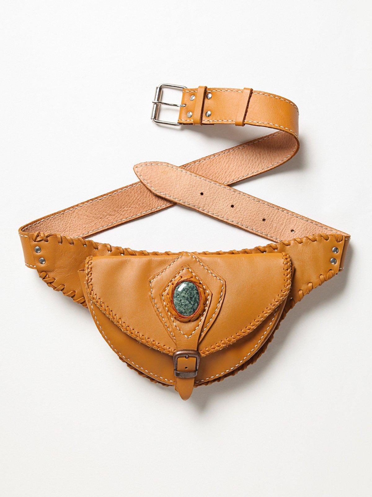 Wonder Pocket Belt