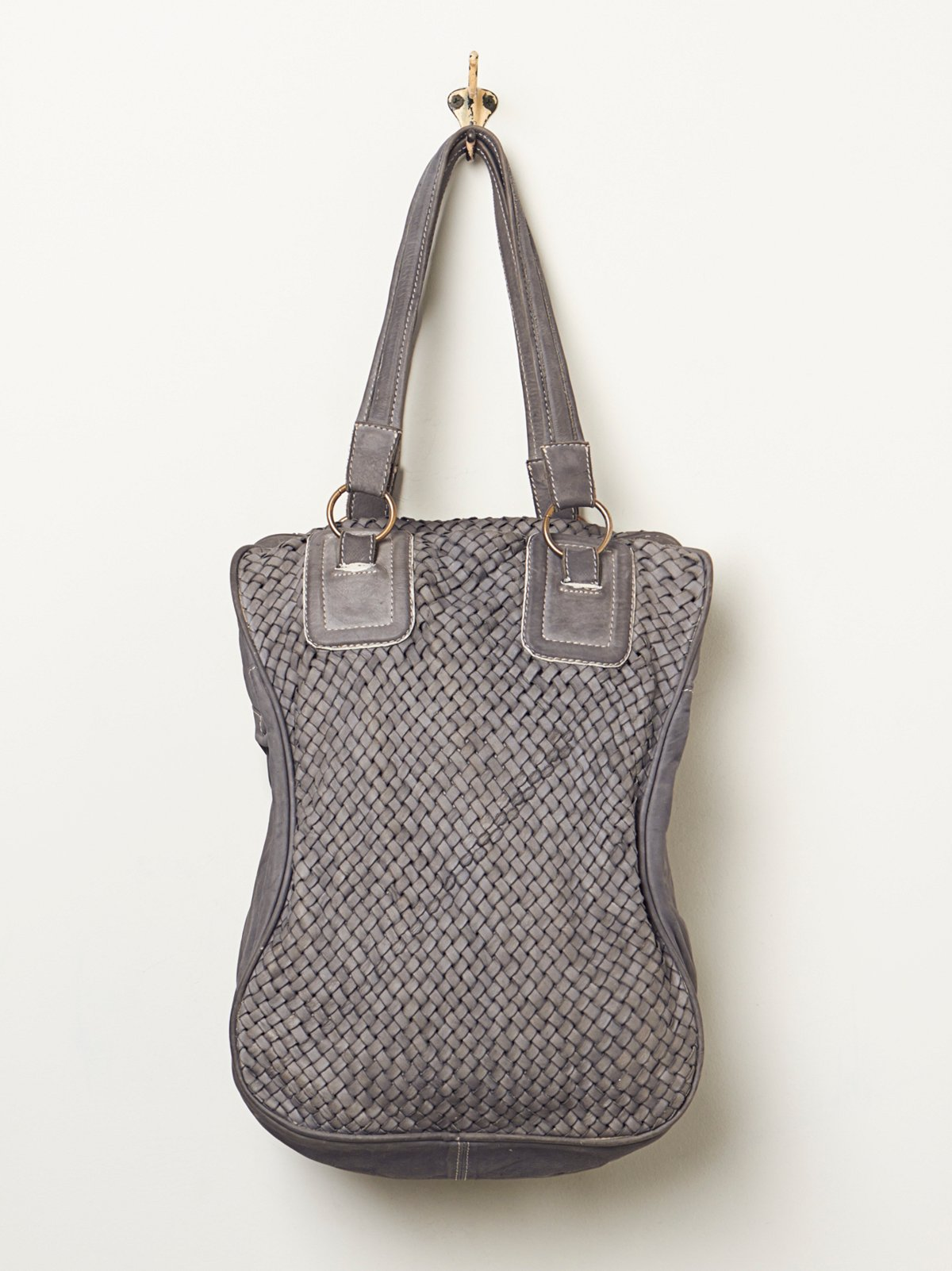 Stag Woven Tote