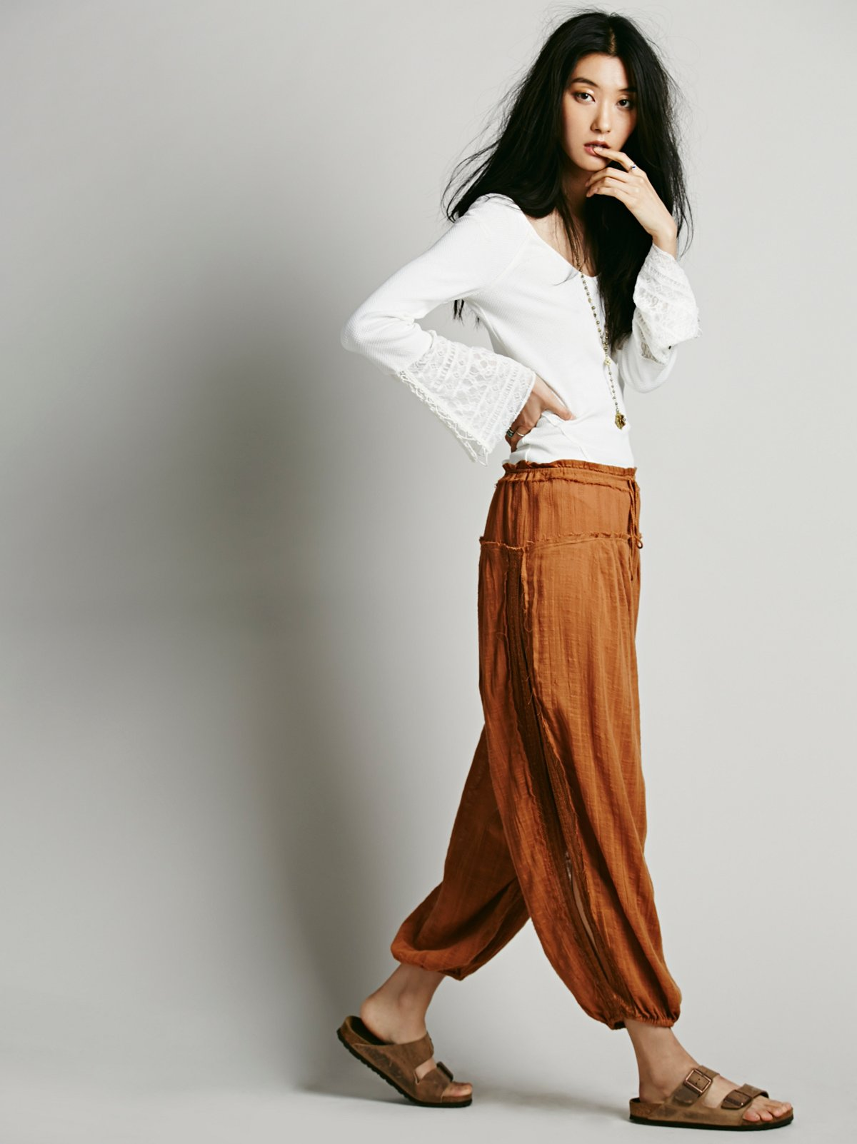 Black Pearl Pants