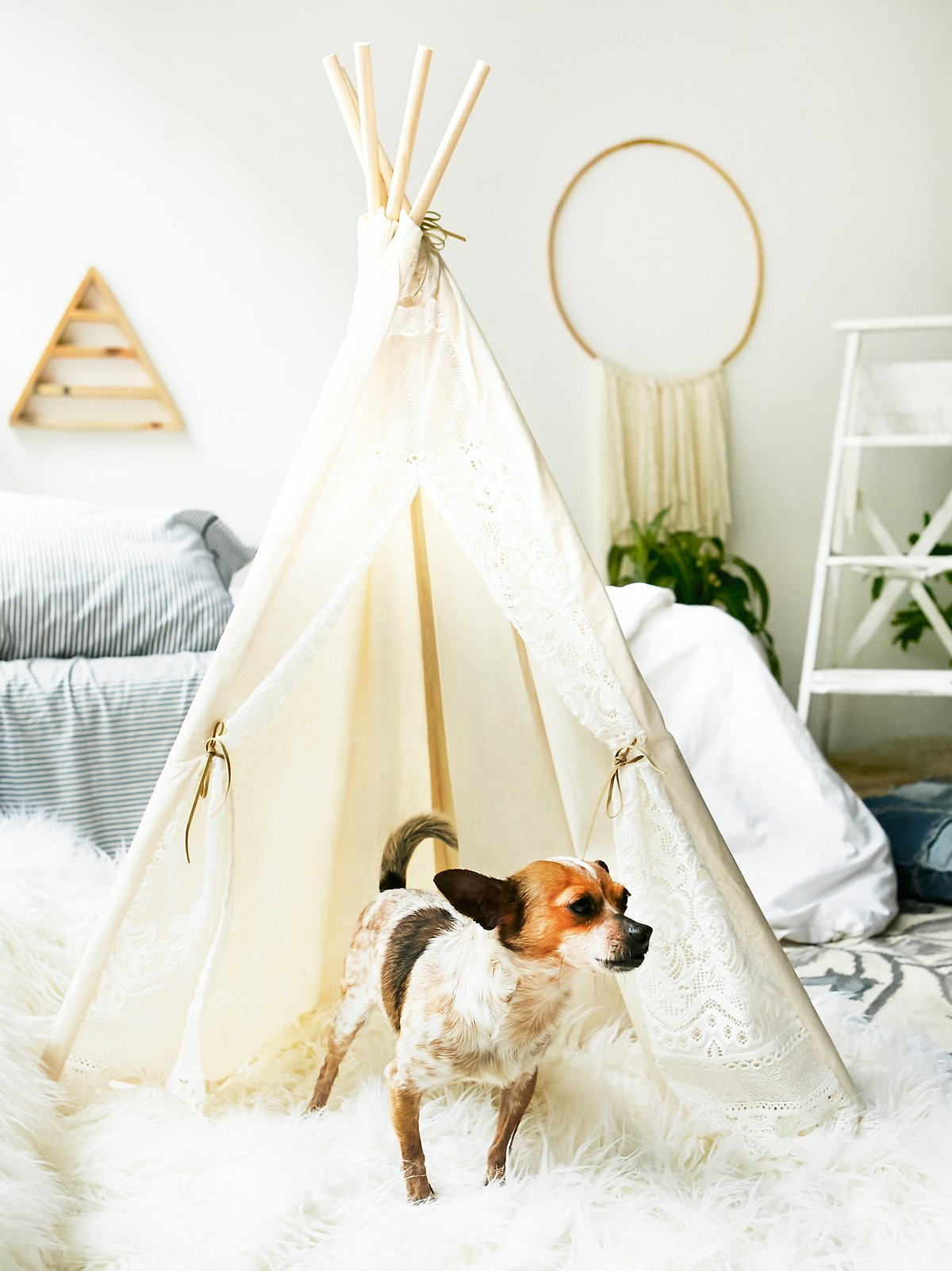 Enchanted Lace Tipi