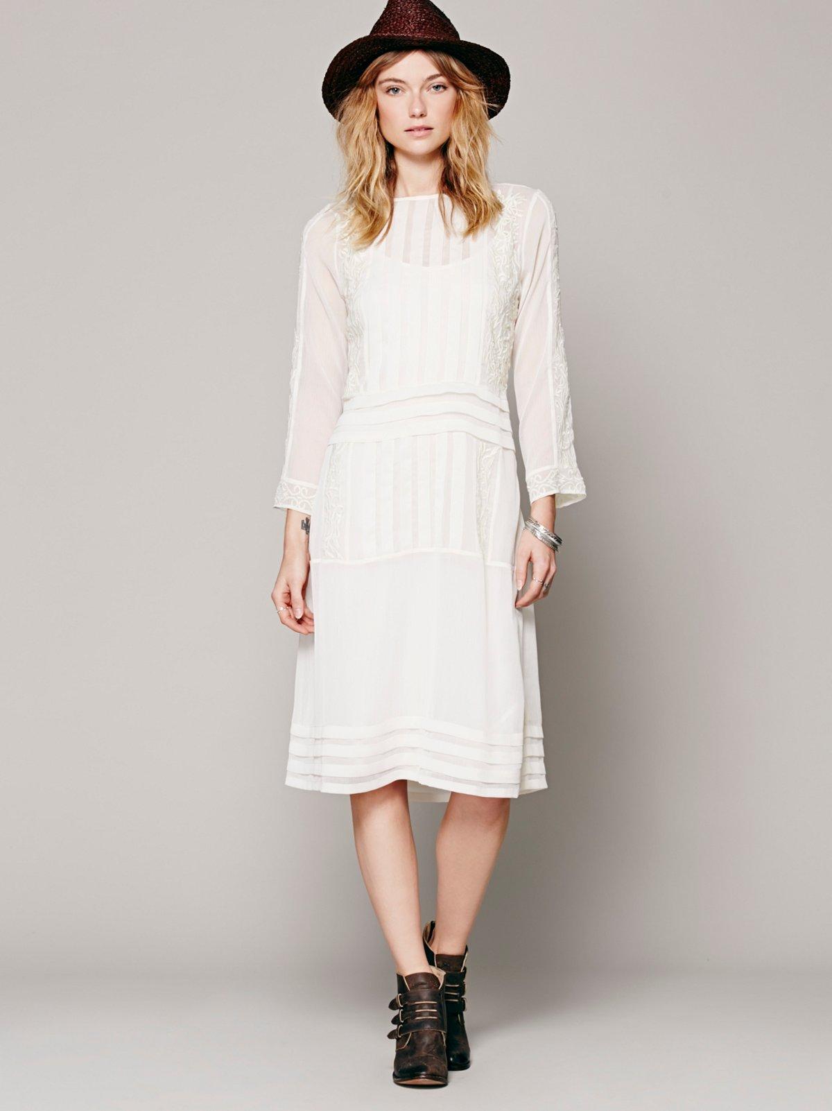 Sarah Midi Dress