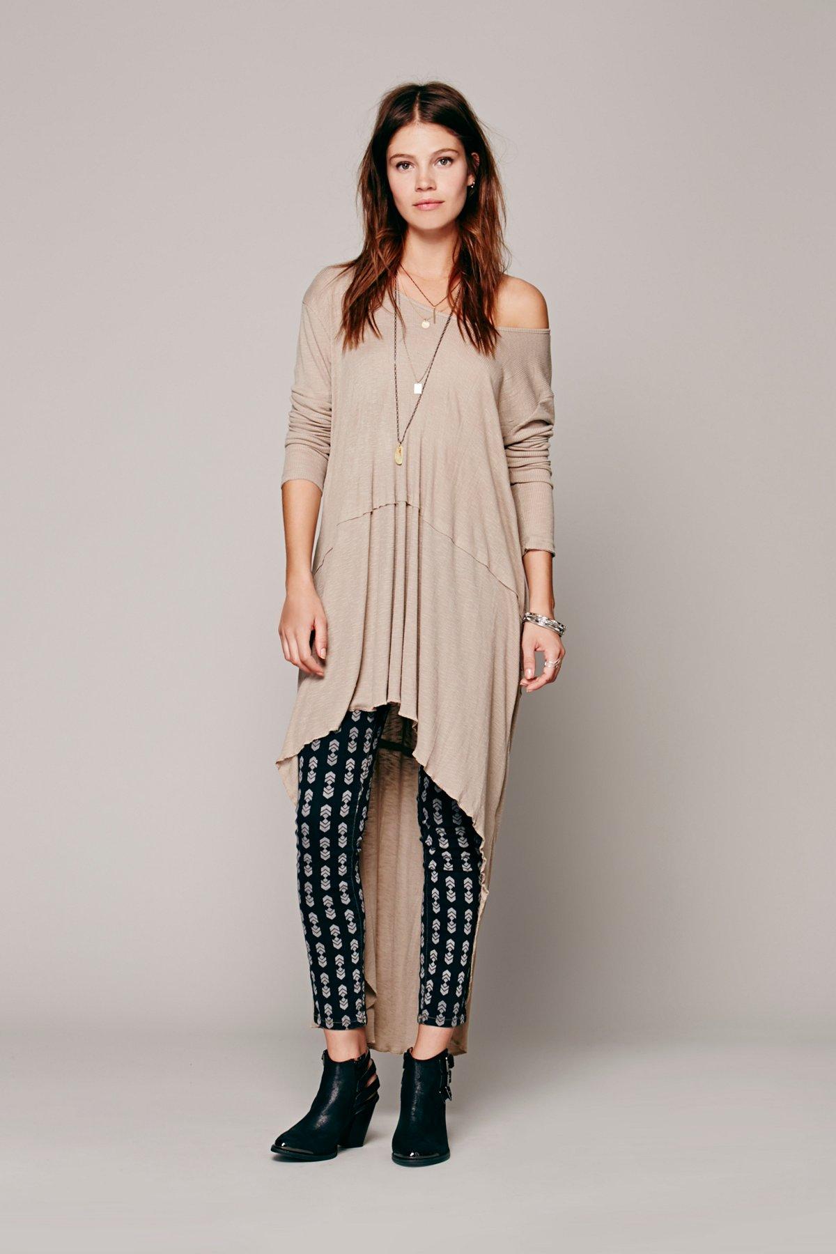 Amy's Long Sleeve Tee Dress