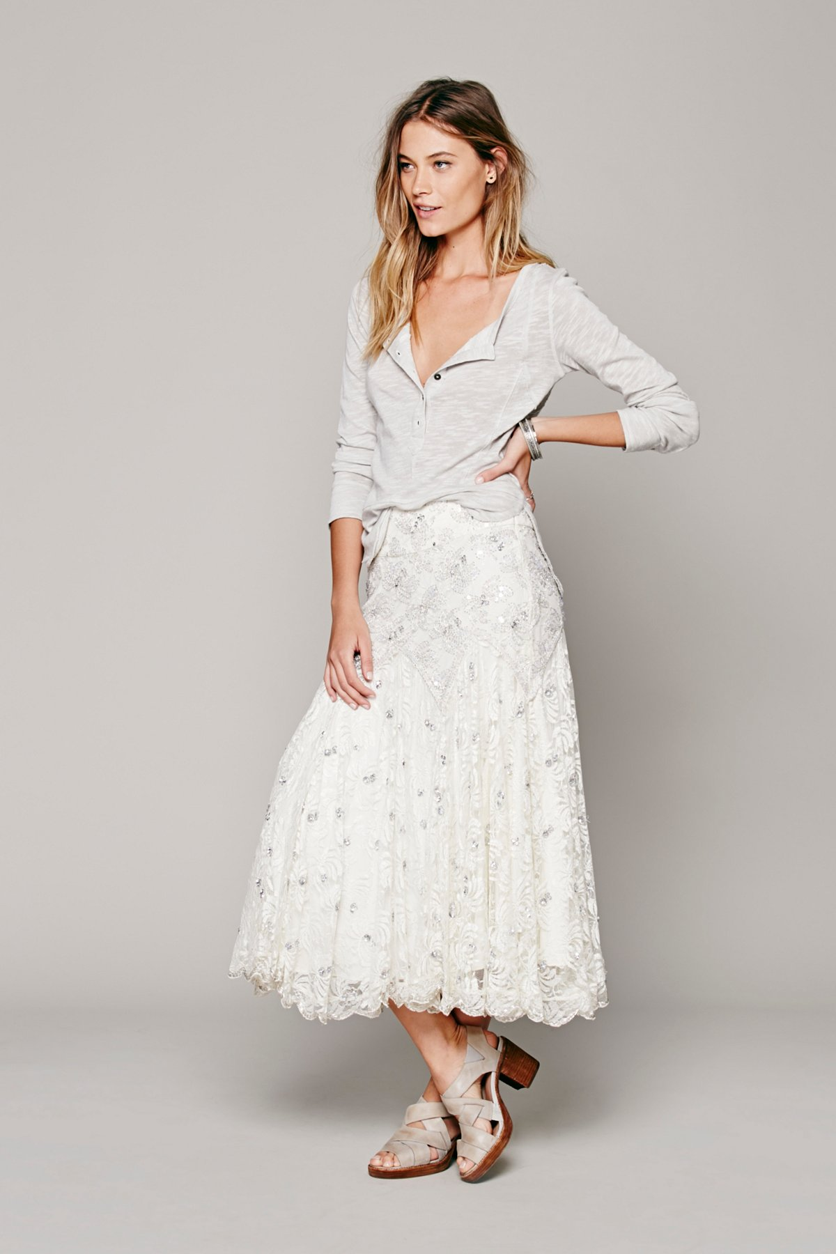 Daisy's Tea Skirt