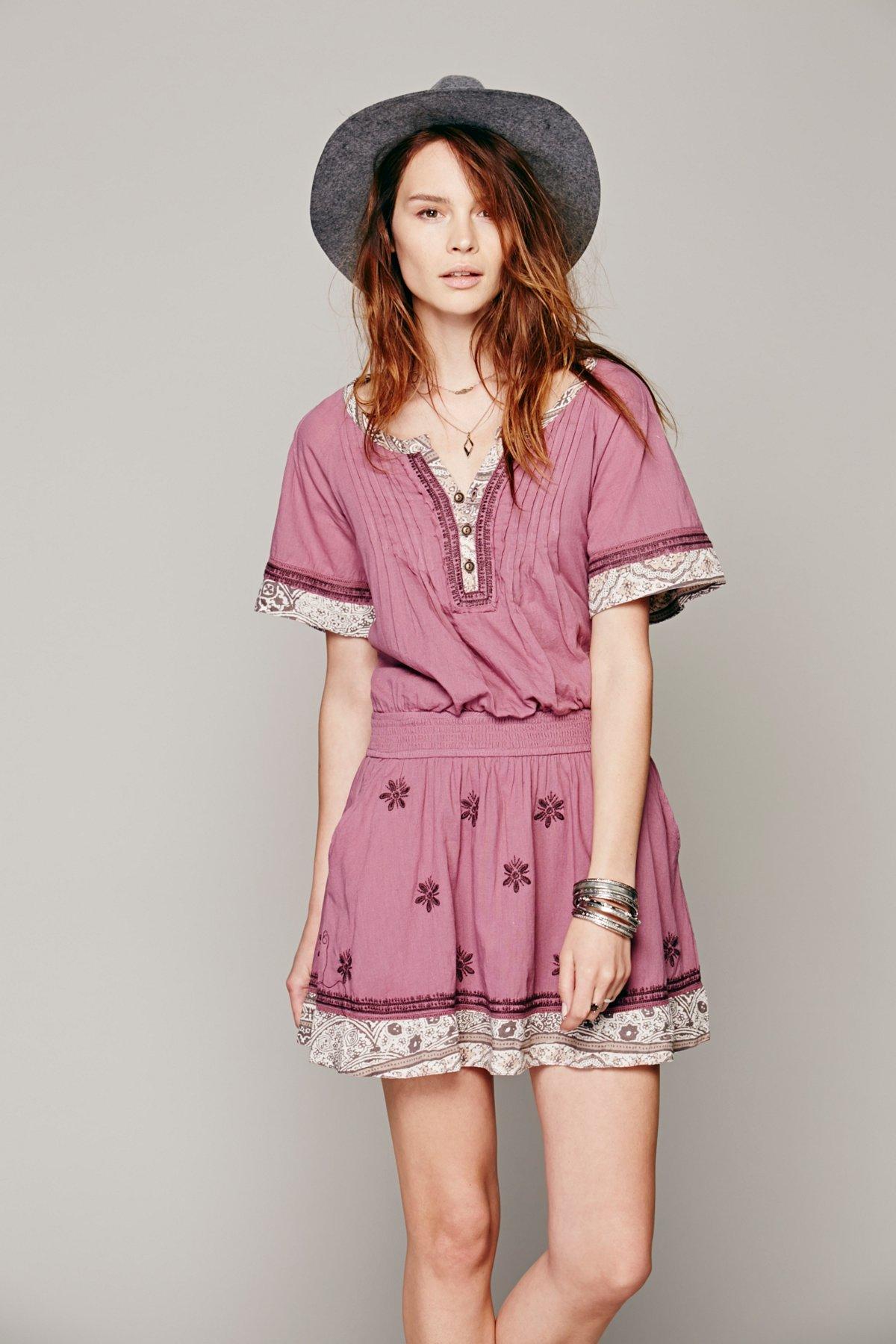 Meet Me Marfa Dress