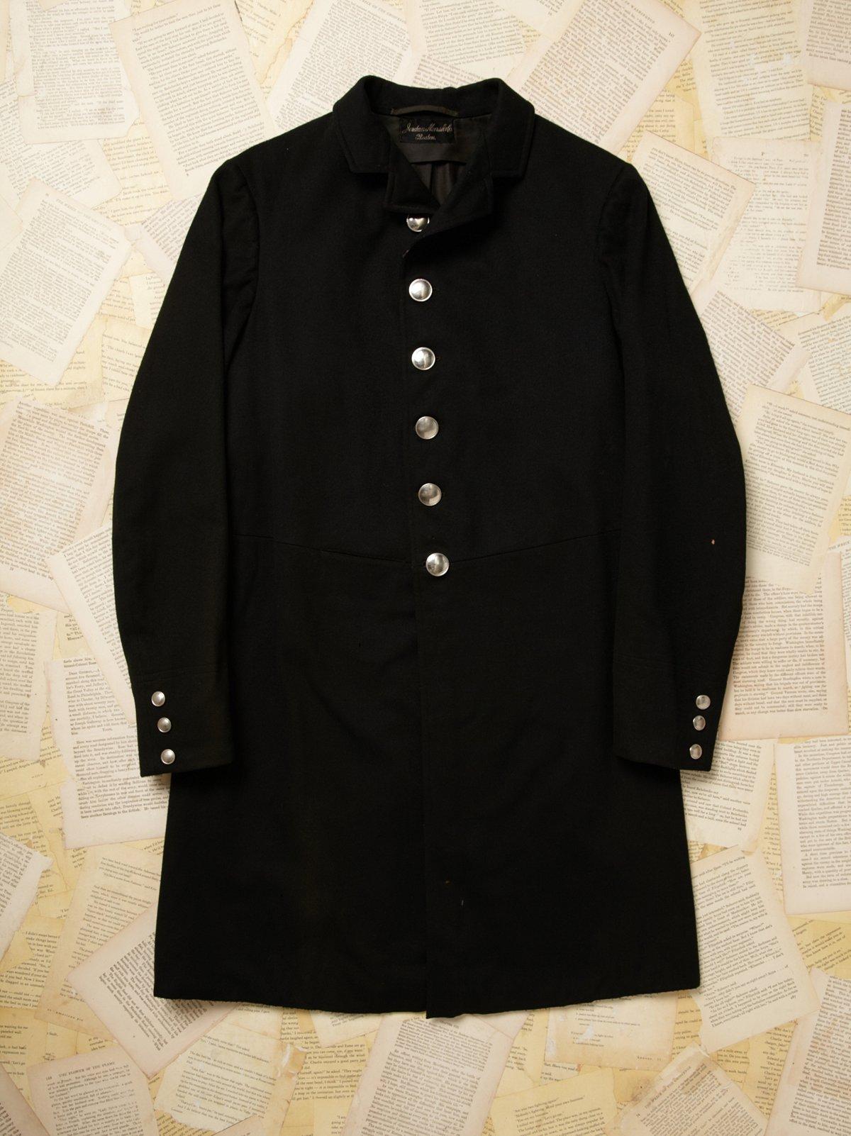 Vintage Jordarn March Frock Coat