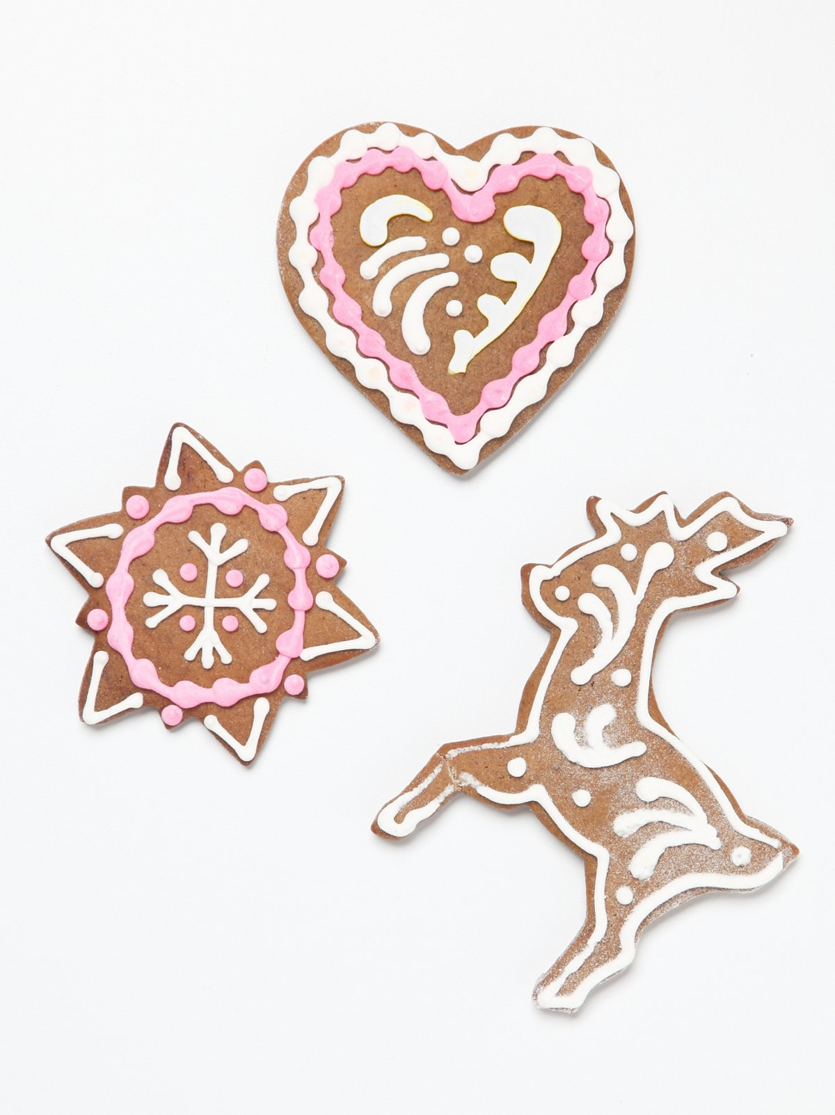 Gingerbread Cookie 3 Pack