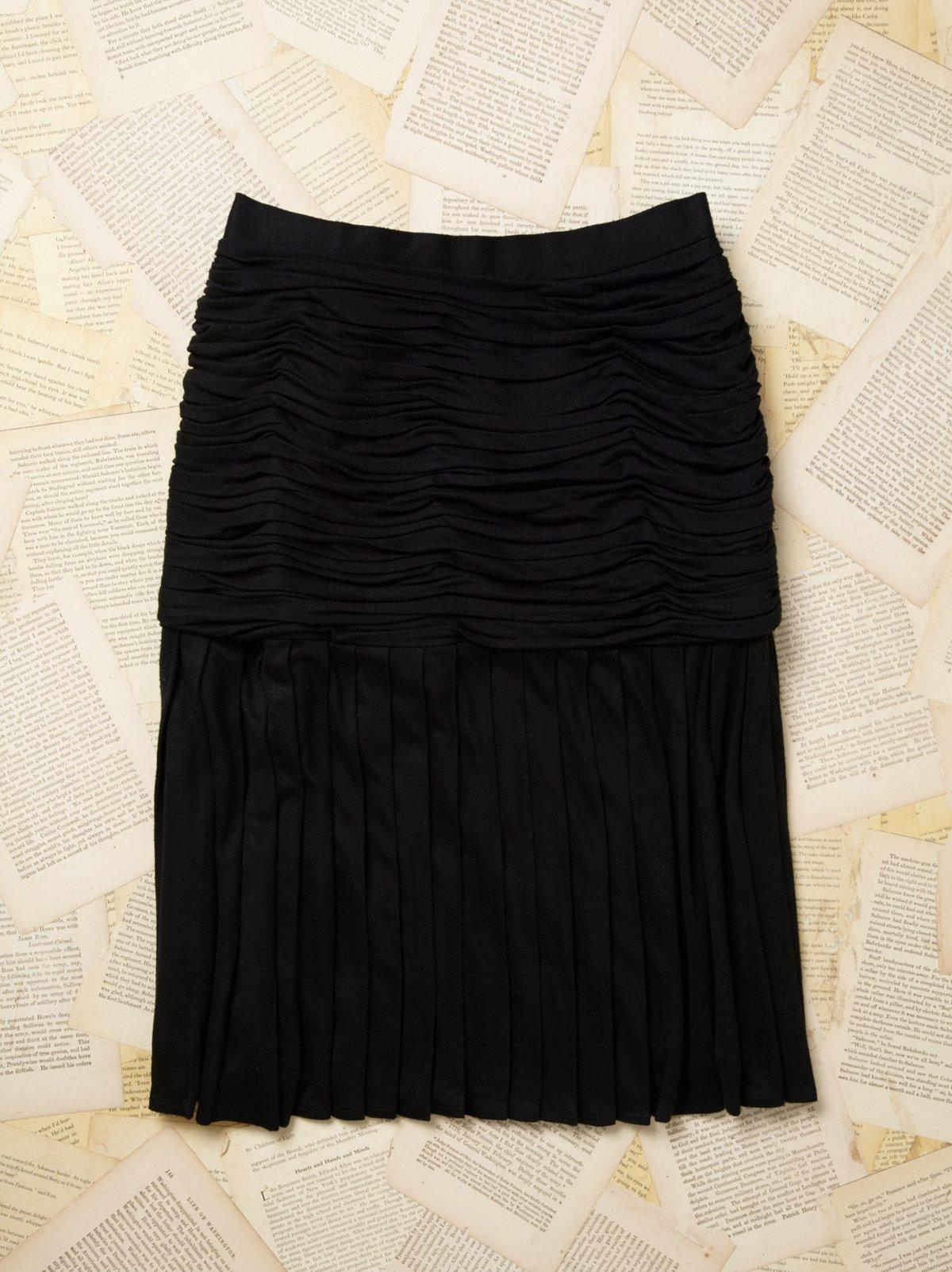 Vintage 1980s Oscar De La Renta Skirt