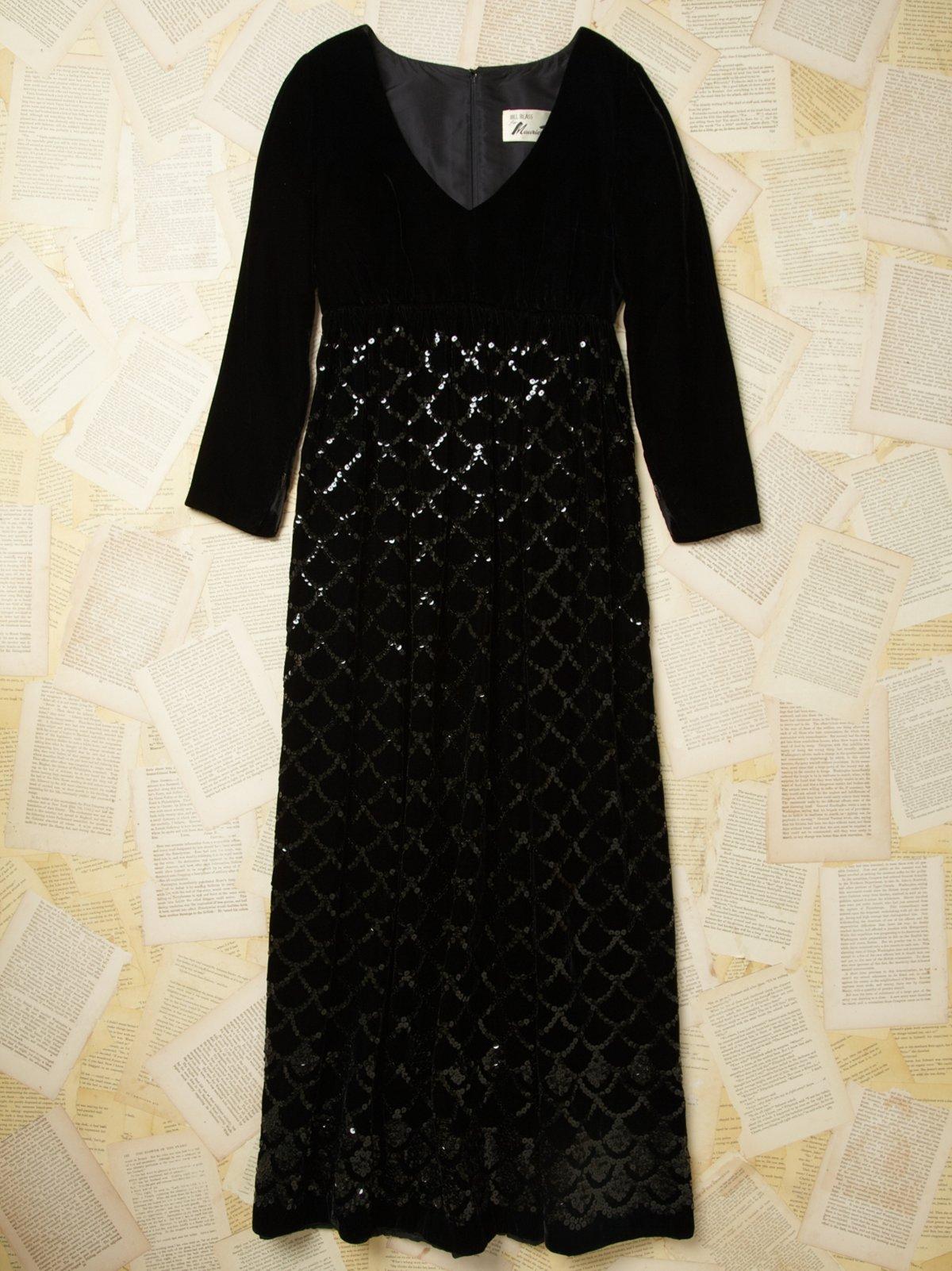 Vintage Bill Blass Gown