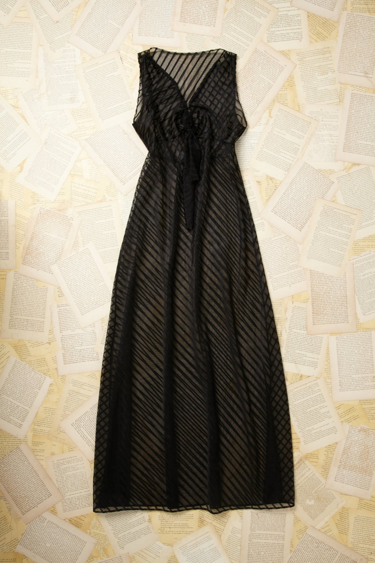 Vintage Sheer Night Dress