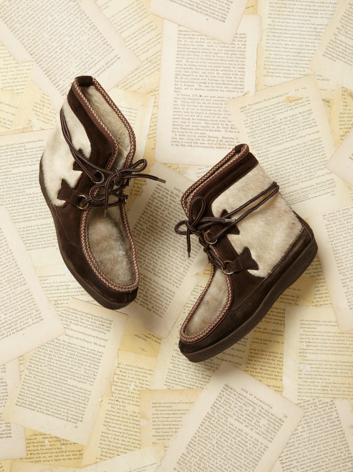 Vintage Winter Boot