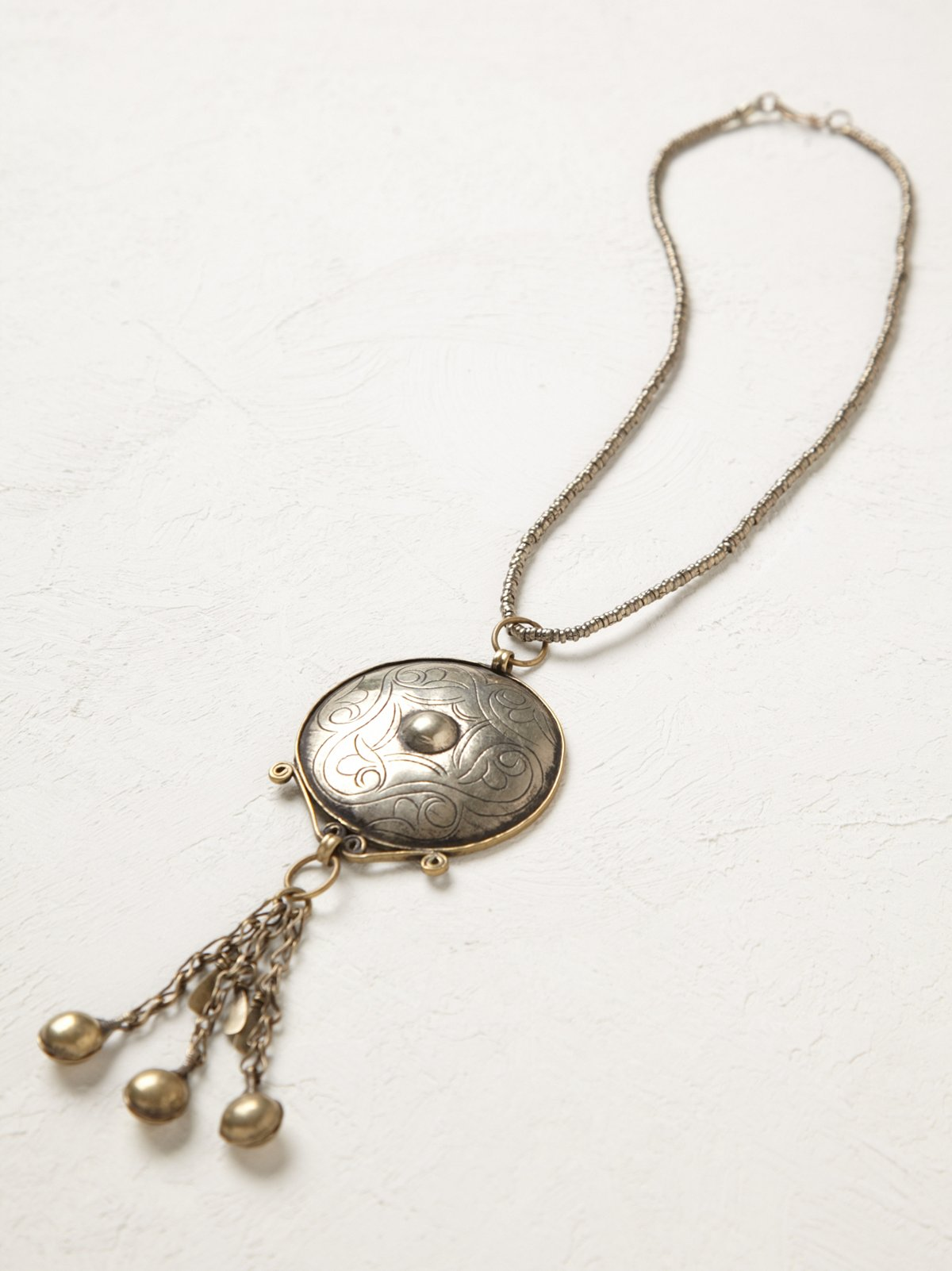 Vintage Chain and Pendant