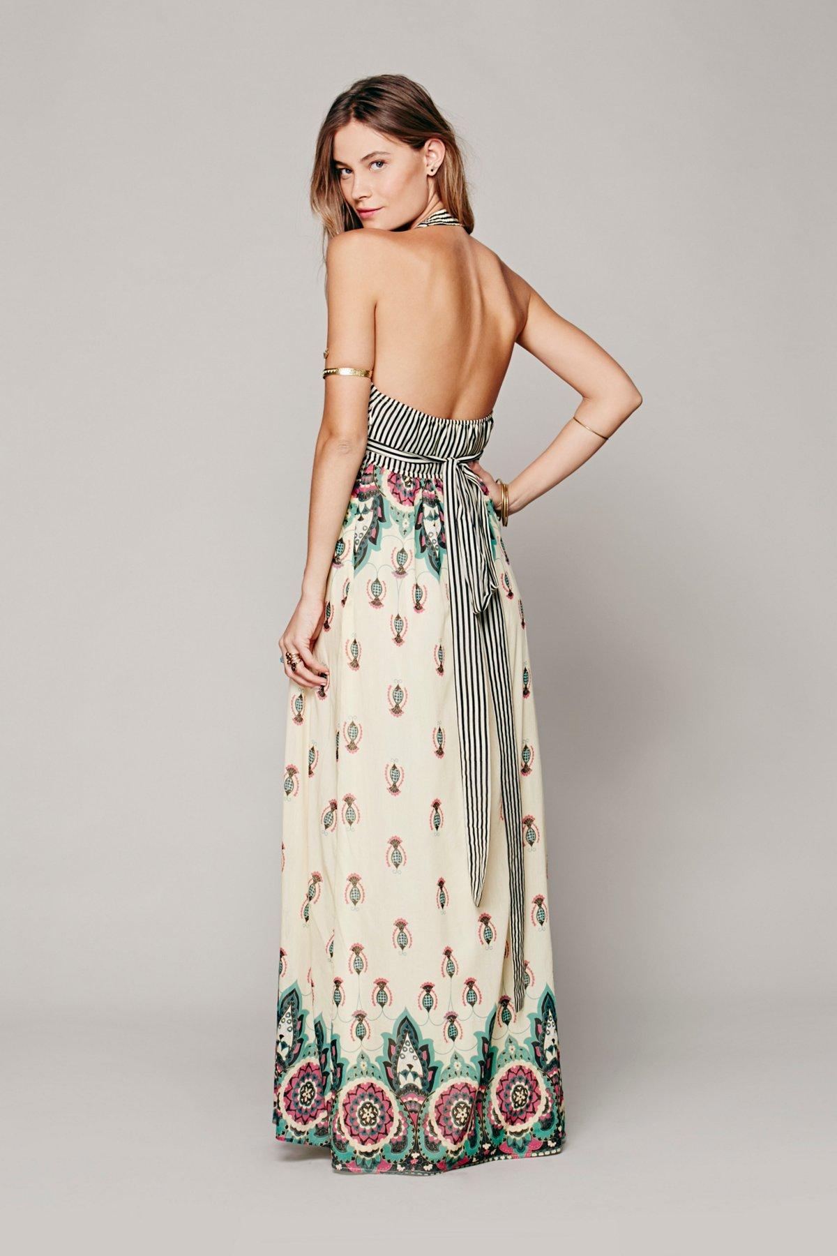 Intropia Stripe Dress