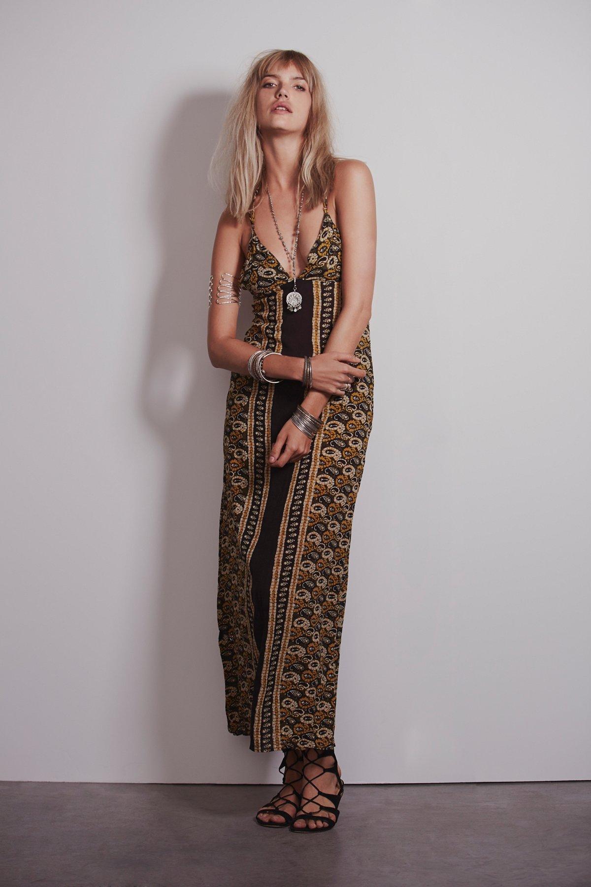Verve Maxi Dress