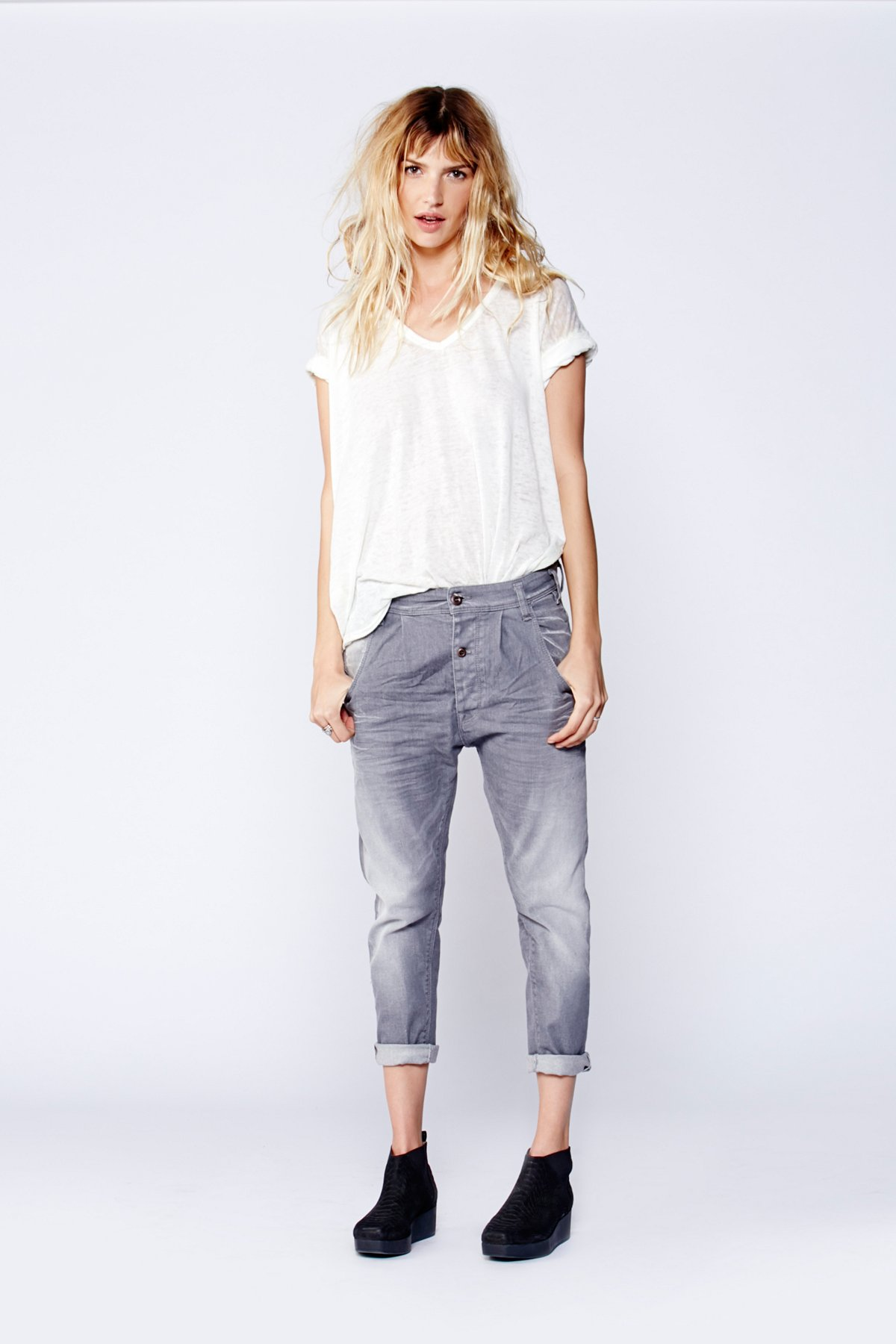 Maison Relaxed Straight