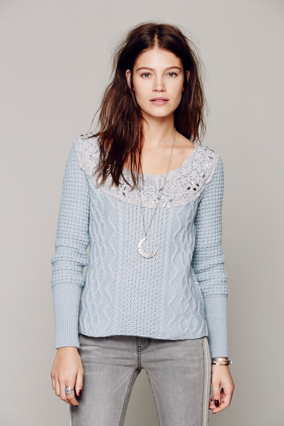 Winters Sparkle Pullover