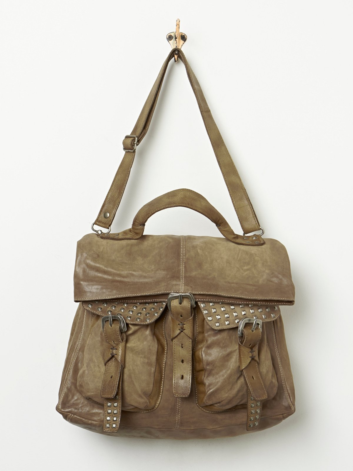 Deacon Leather Tote