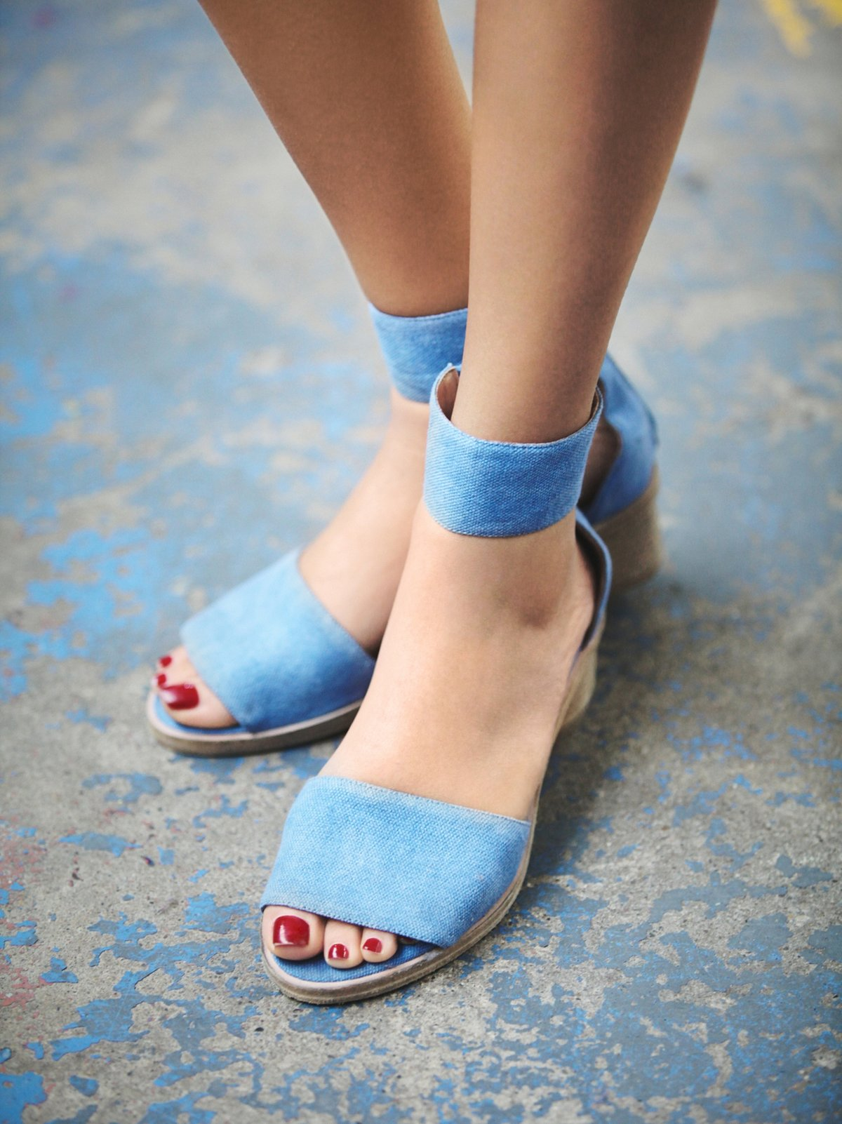 Modernist Sandal