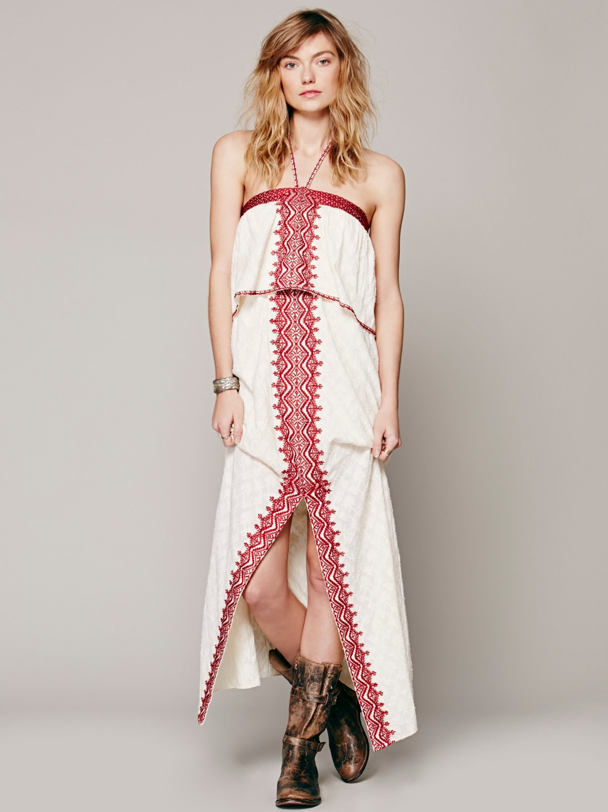 Marrakech Tube Dress