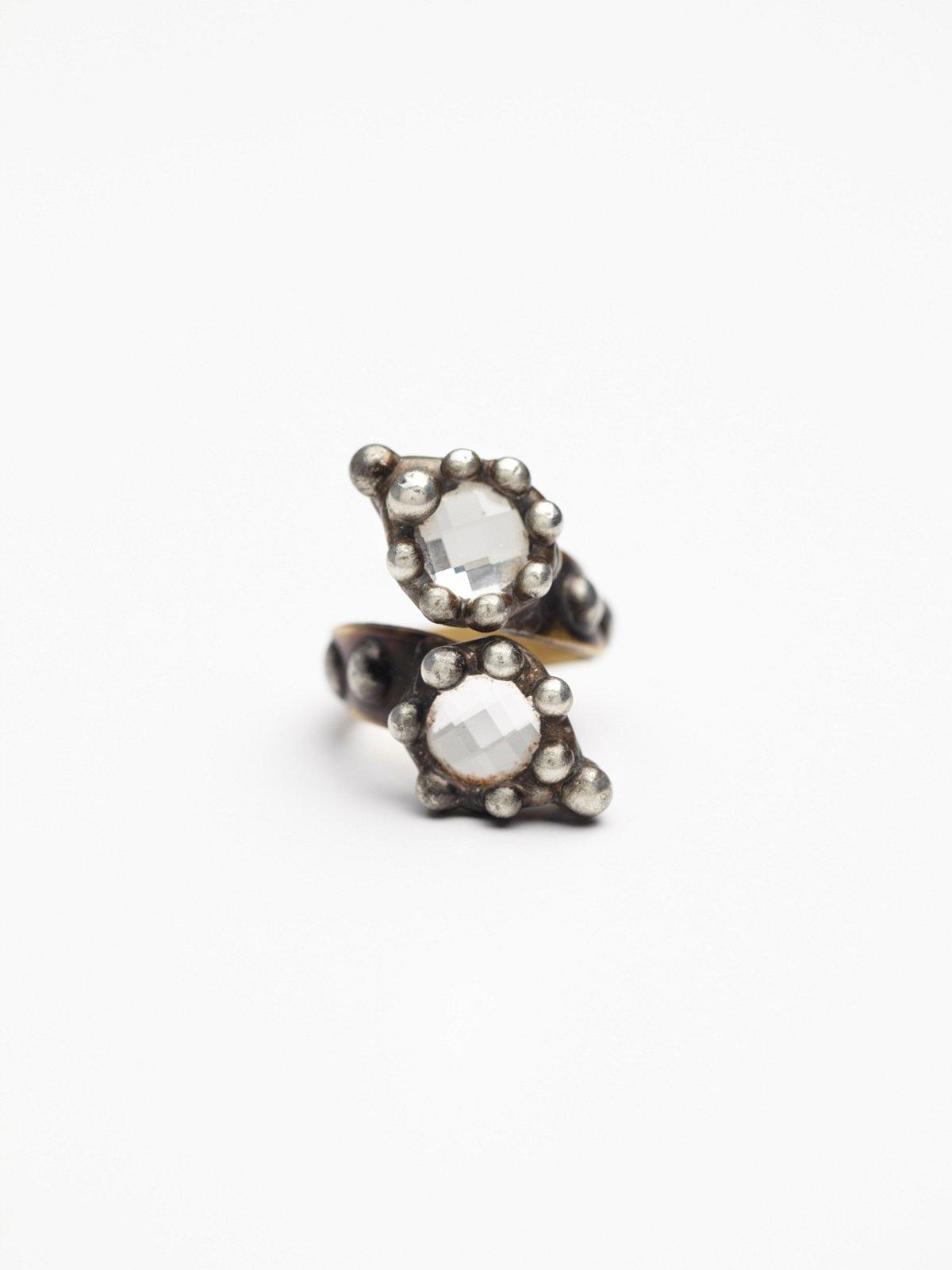 Stone Wrap Ring