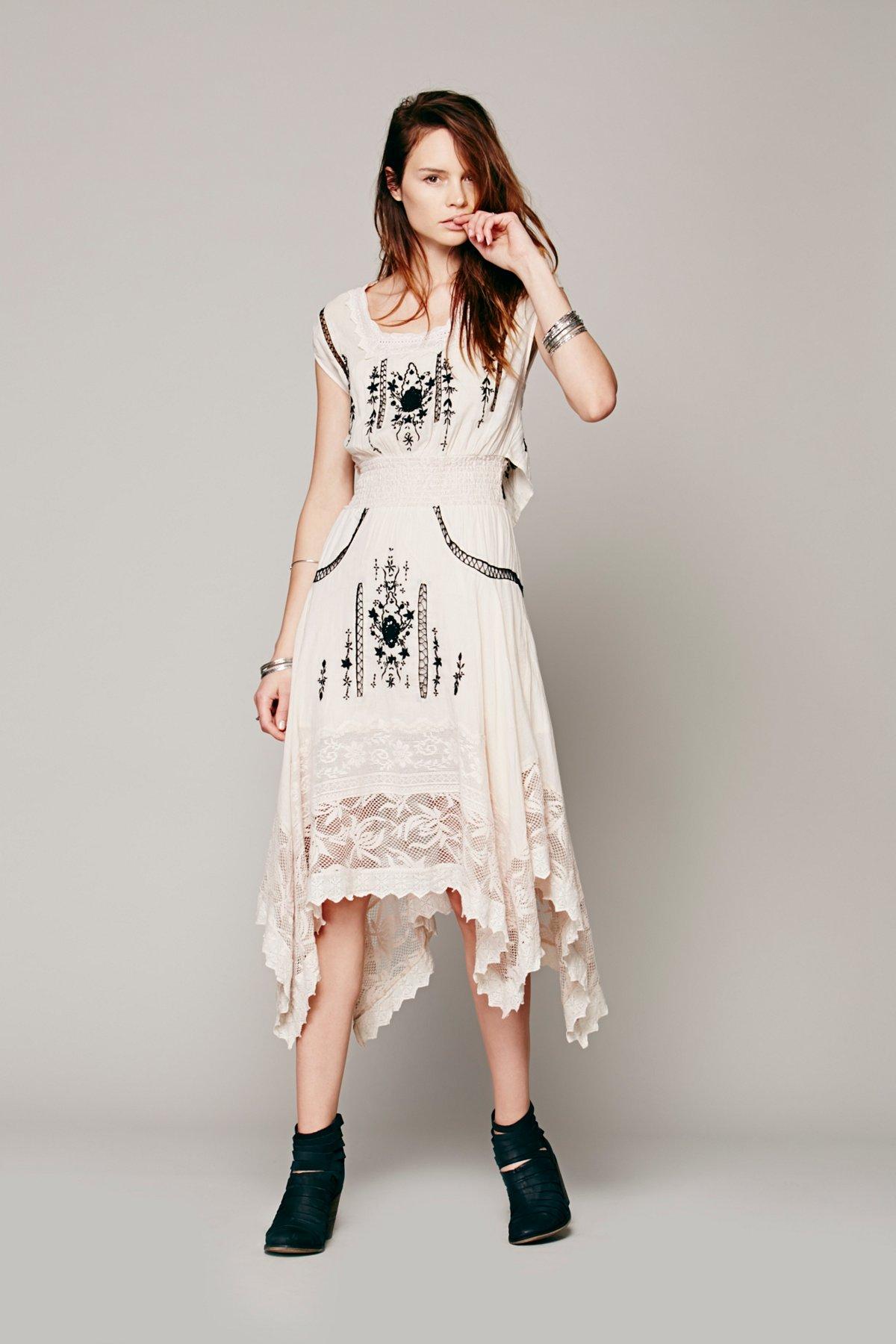 FP New Romantics Delphine Dress