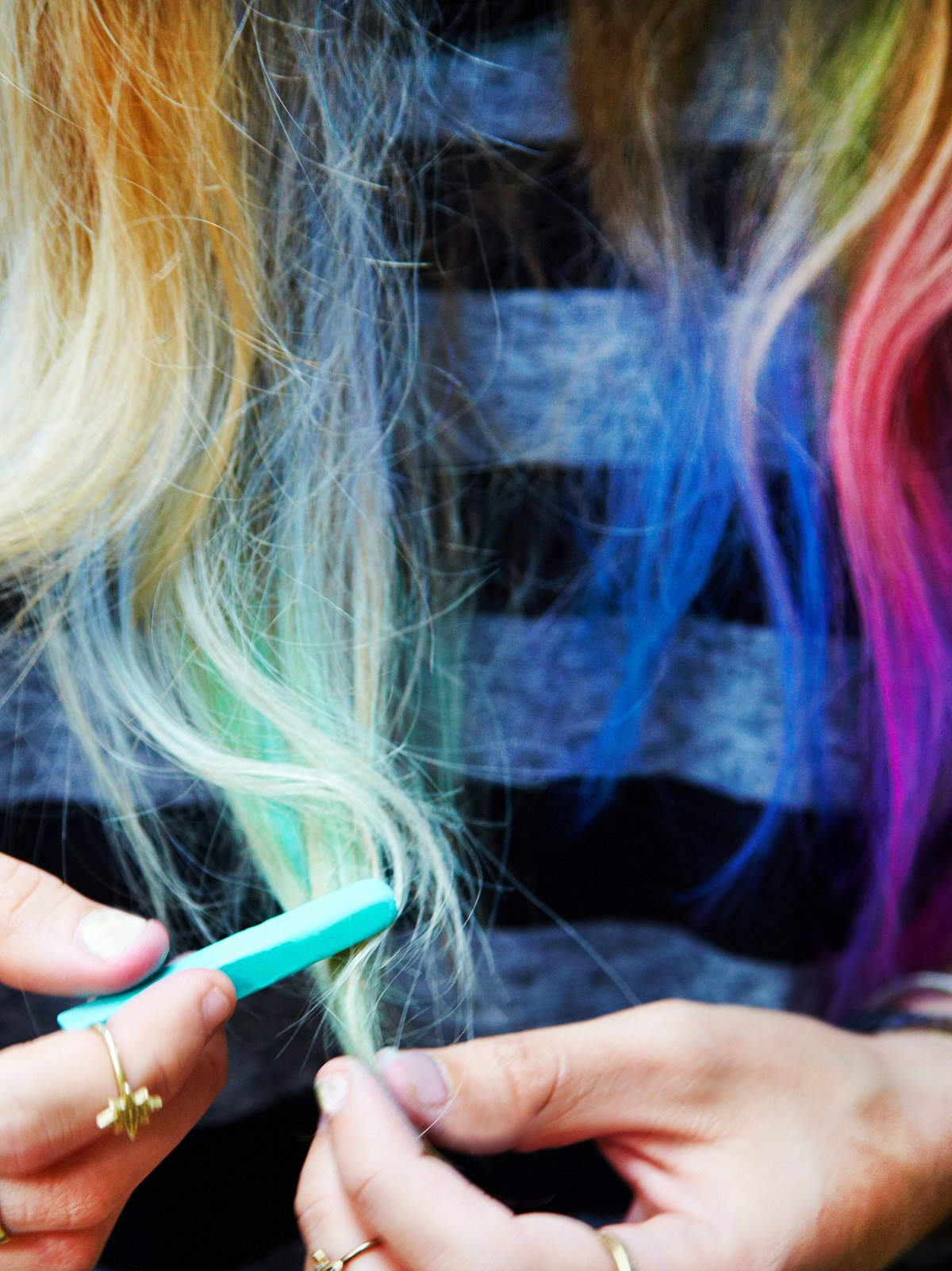 24 Pack Hair Chalk