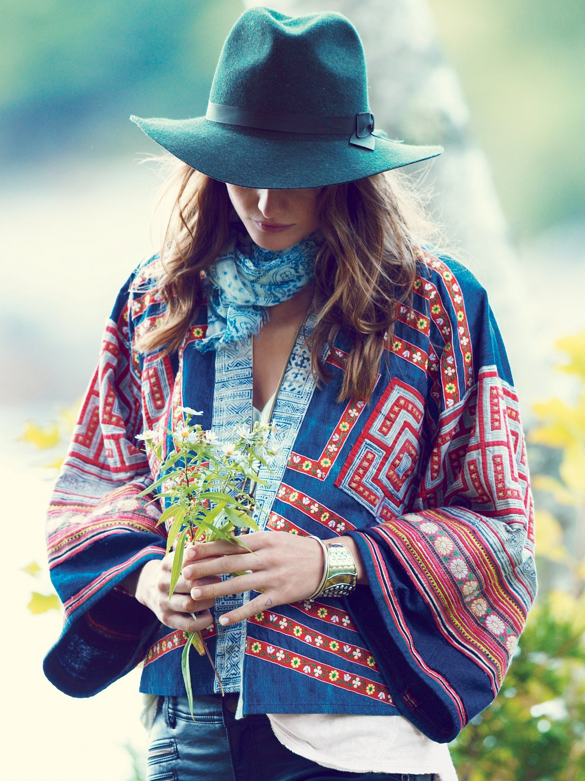 The Way Love Goes Kimono