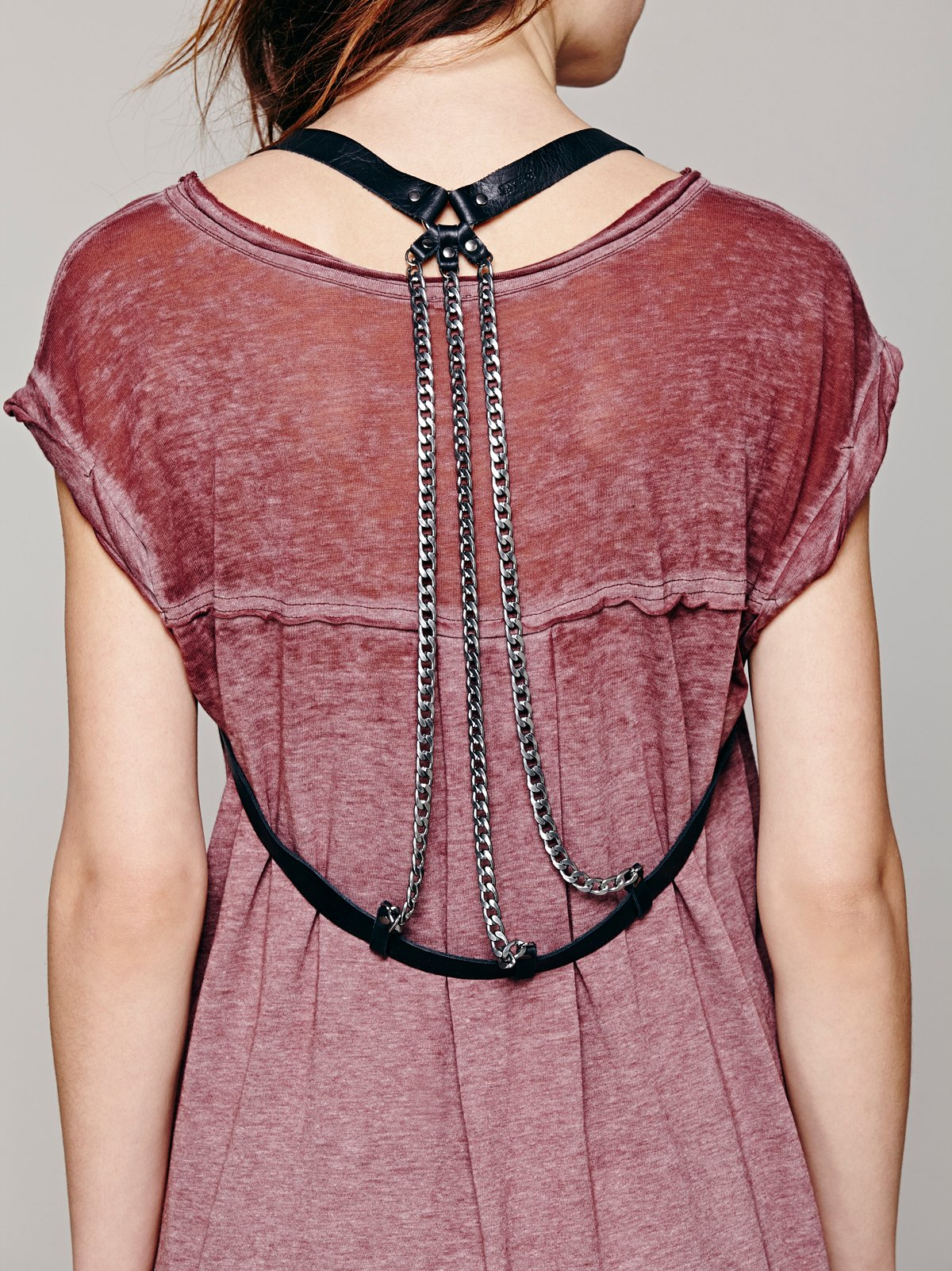 Triple Chain Harness