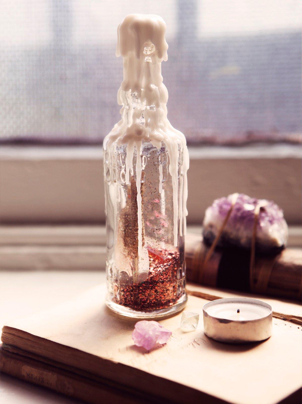Mystic Wishing Bottle