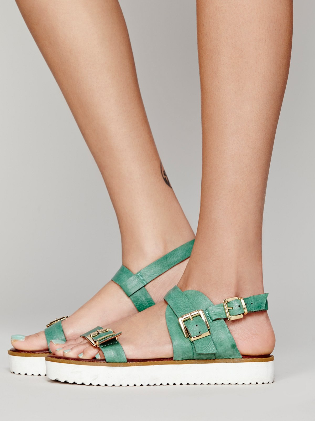 Paradox Platform Sandal