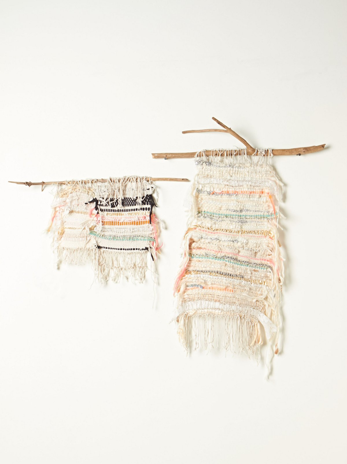 Knit Wall Hangings