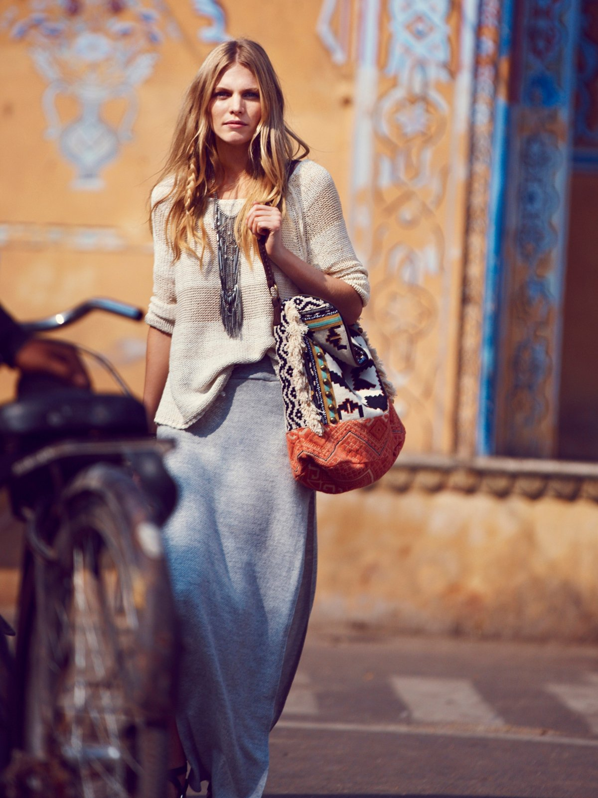 Sunkissed Knit Maxi