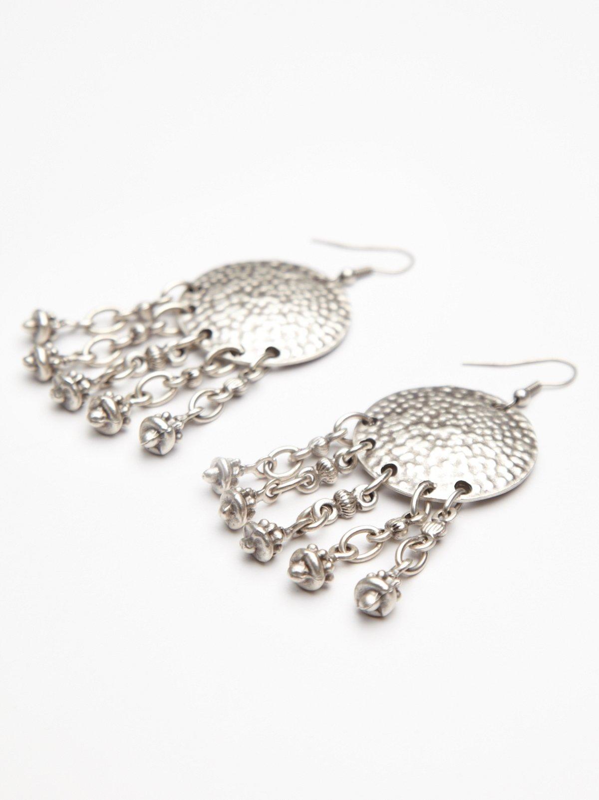 Venice Bead Drop Earring