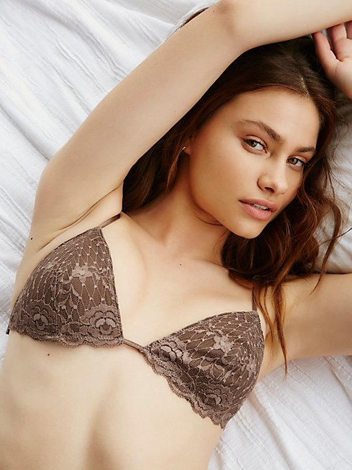 Product Image: Essential Triangle Bra