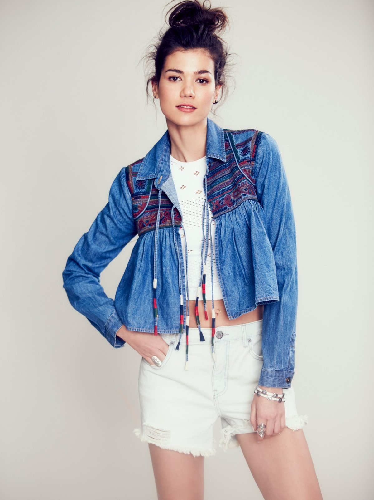 Free to Roam Shirt Jacket