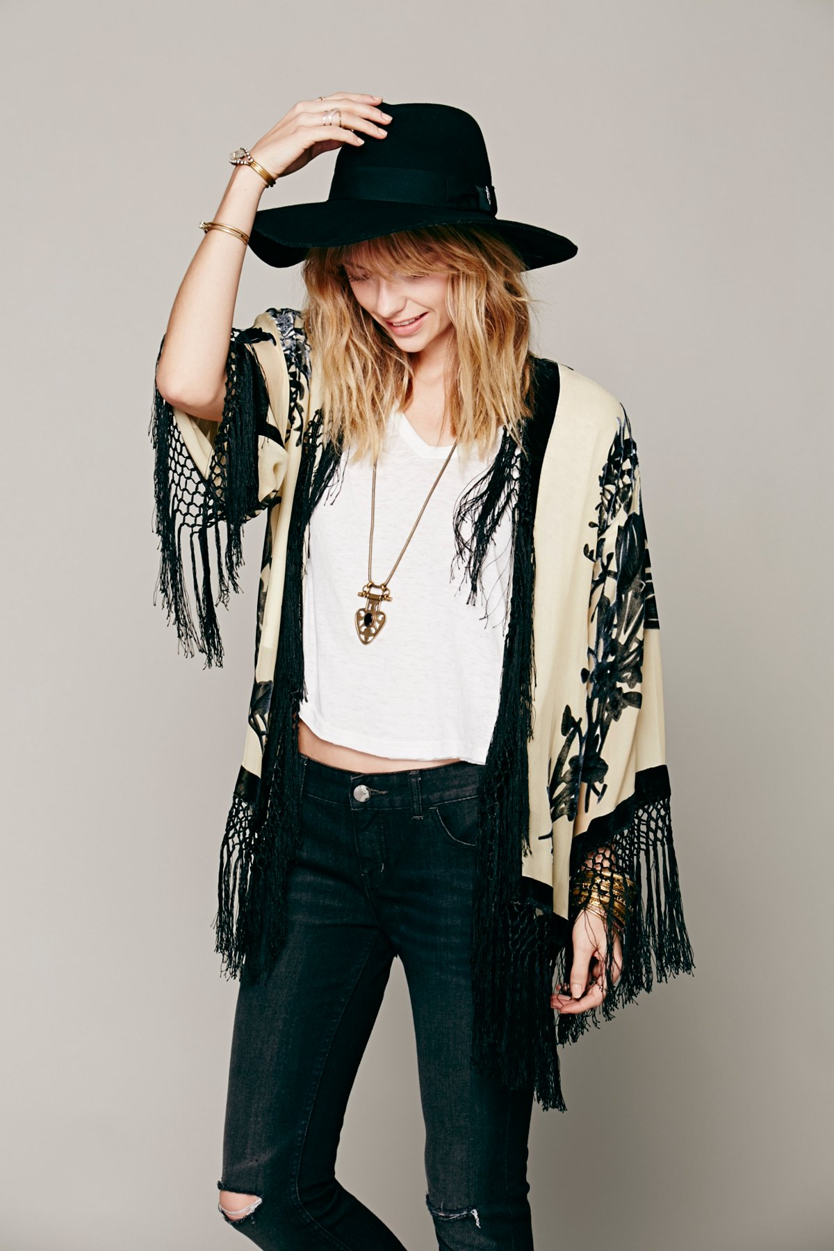 Denise Bed Jacket