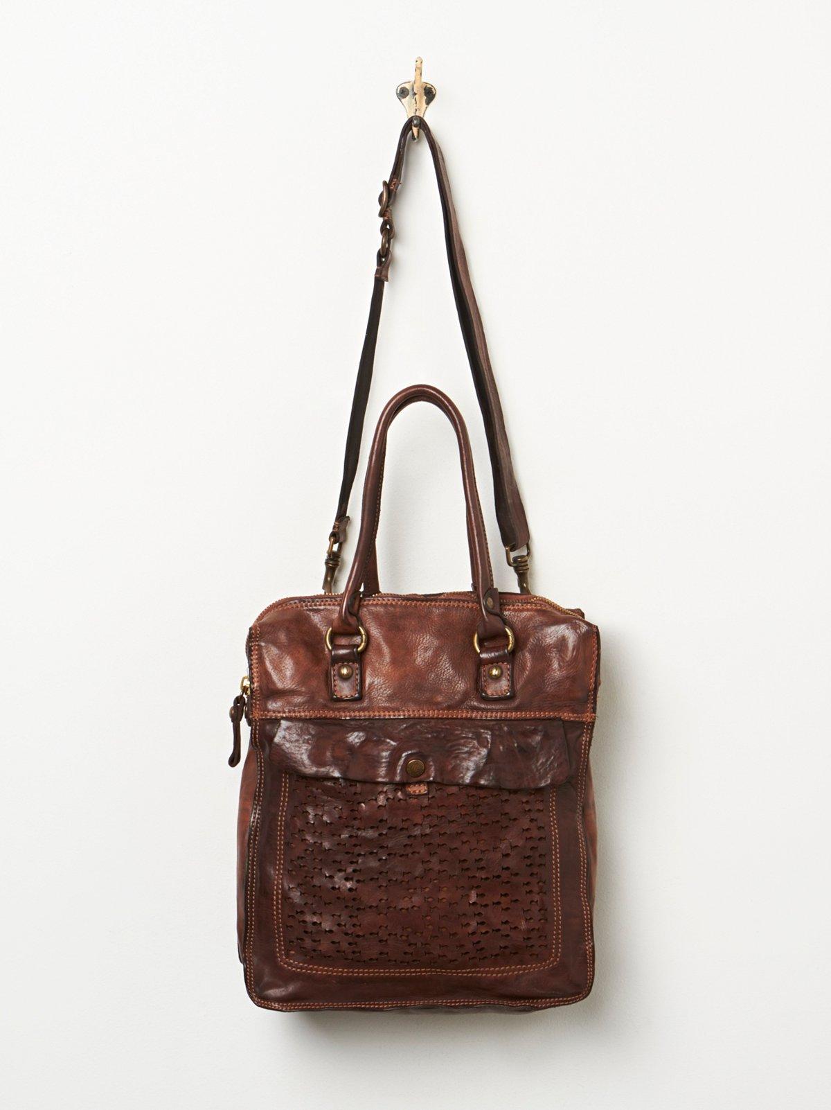 Piero Leather Tote